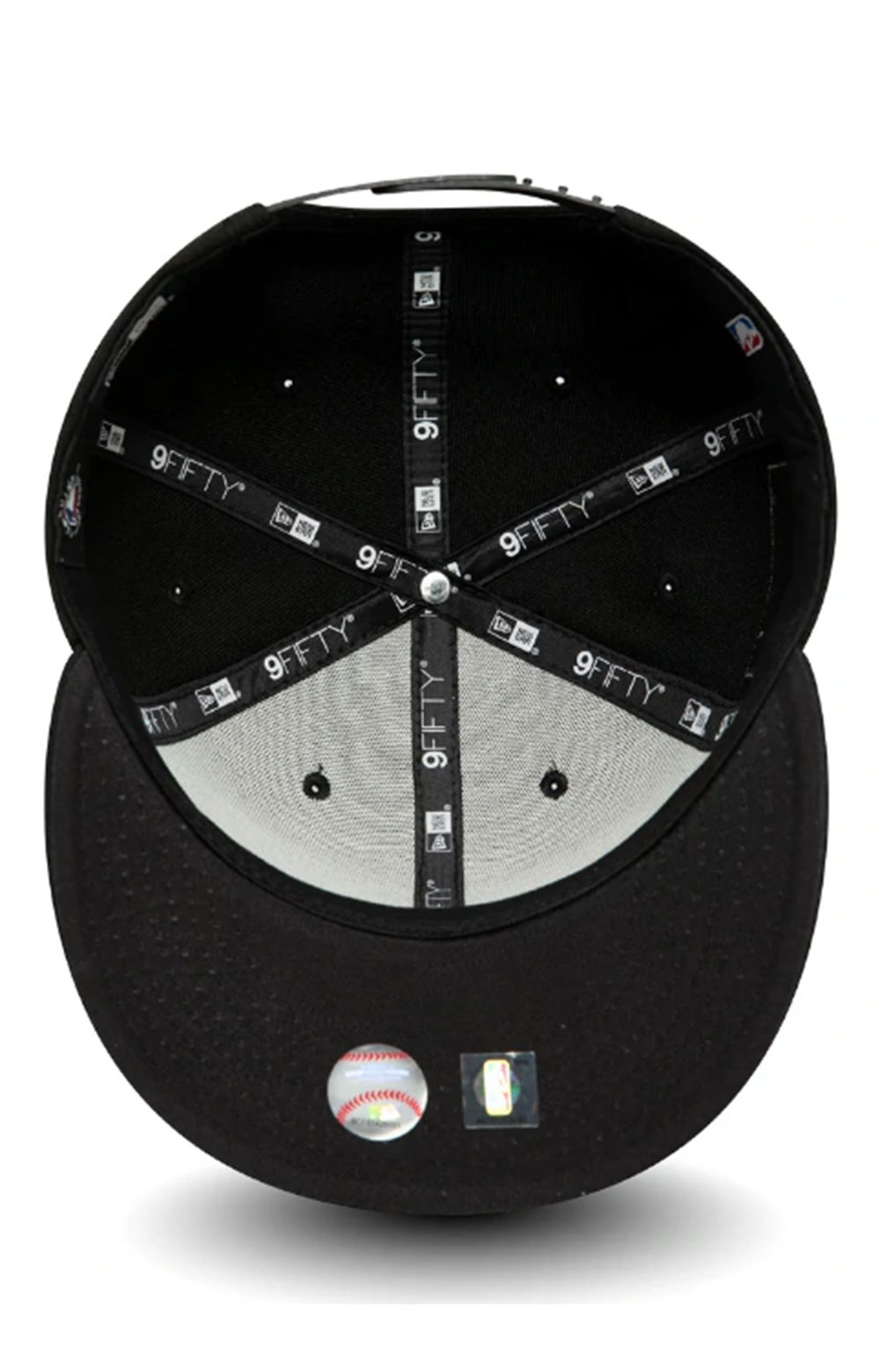Los Angeles Co Champs 2020 9FIFTY Snap-Back - Black 2