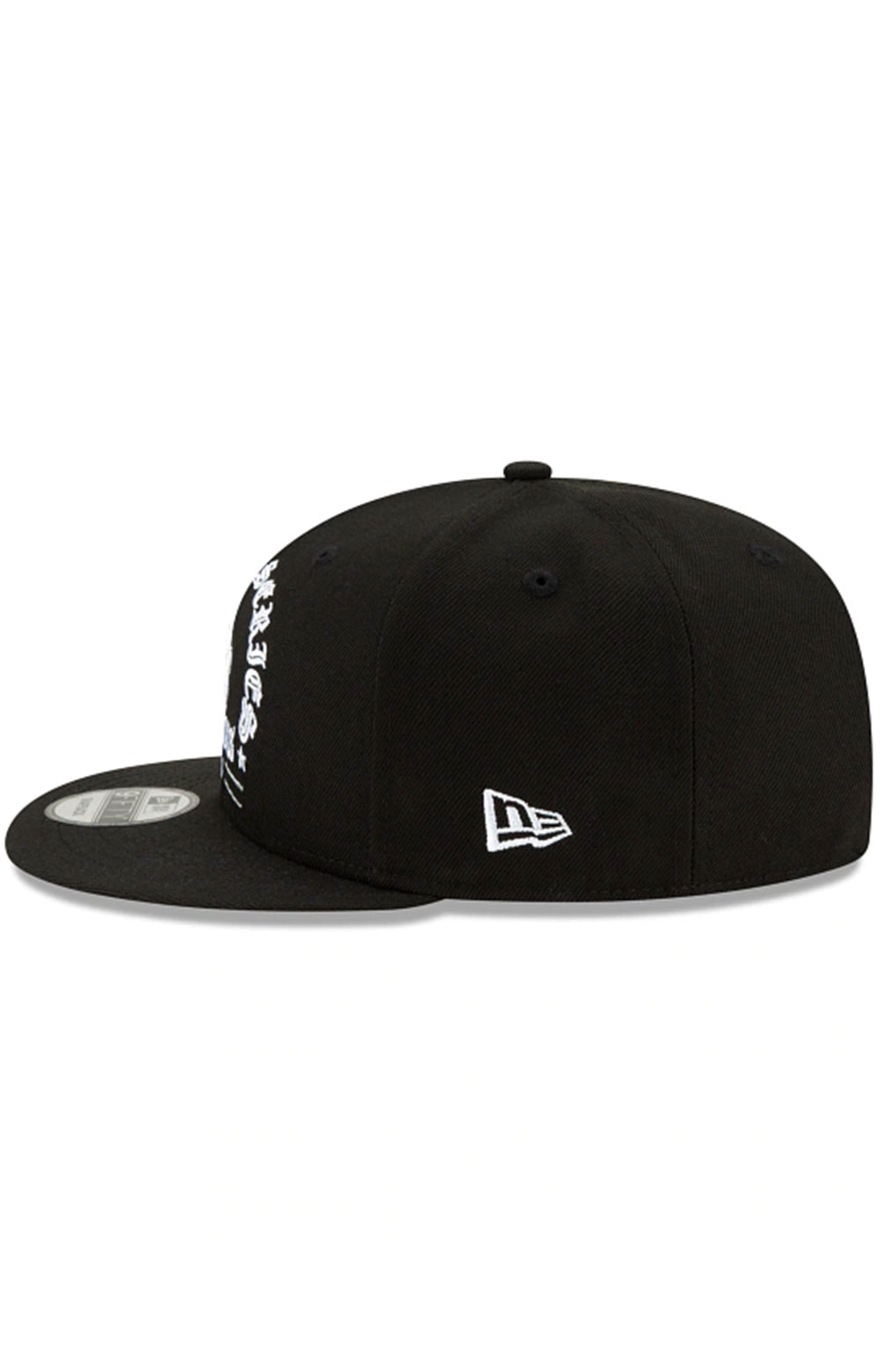 Los Angeles Dodgers 2020 World Series Champions 9FIFTY Snap-Back Hat - Black 5