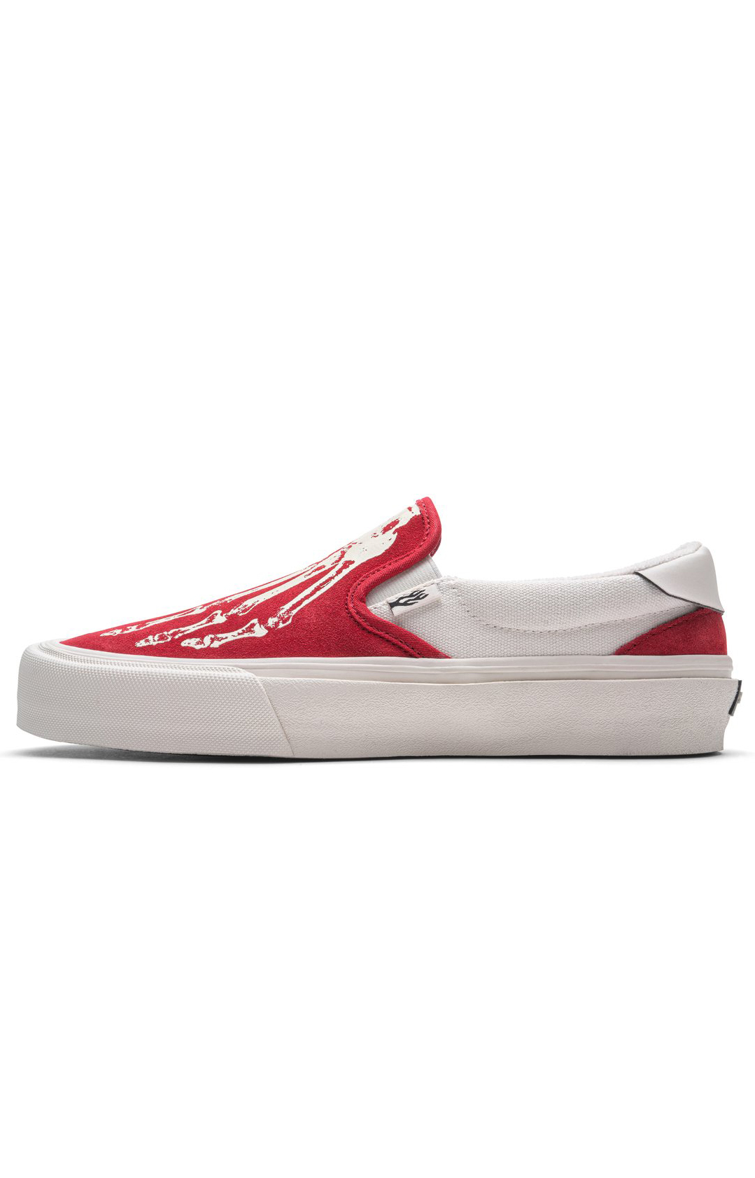 Ventura Shoes - X-Ray Crimson/Cream  2