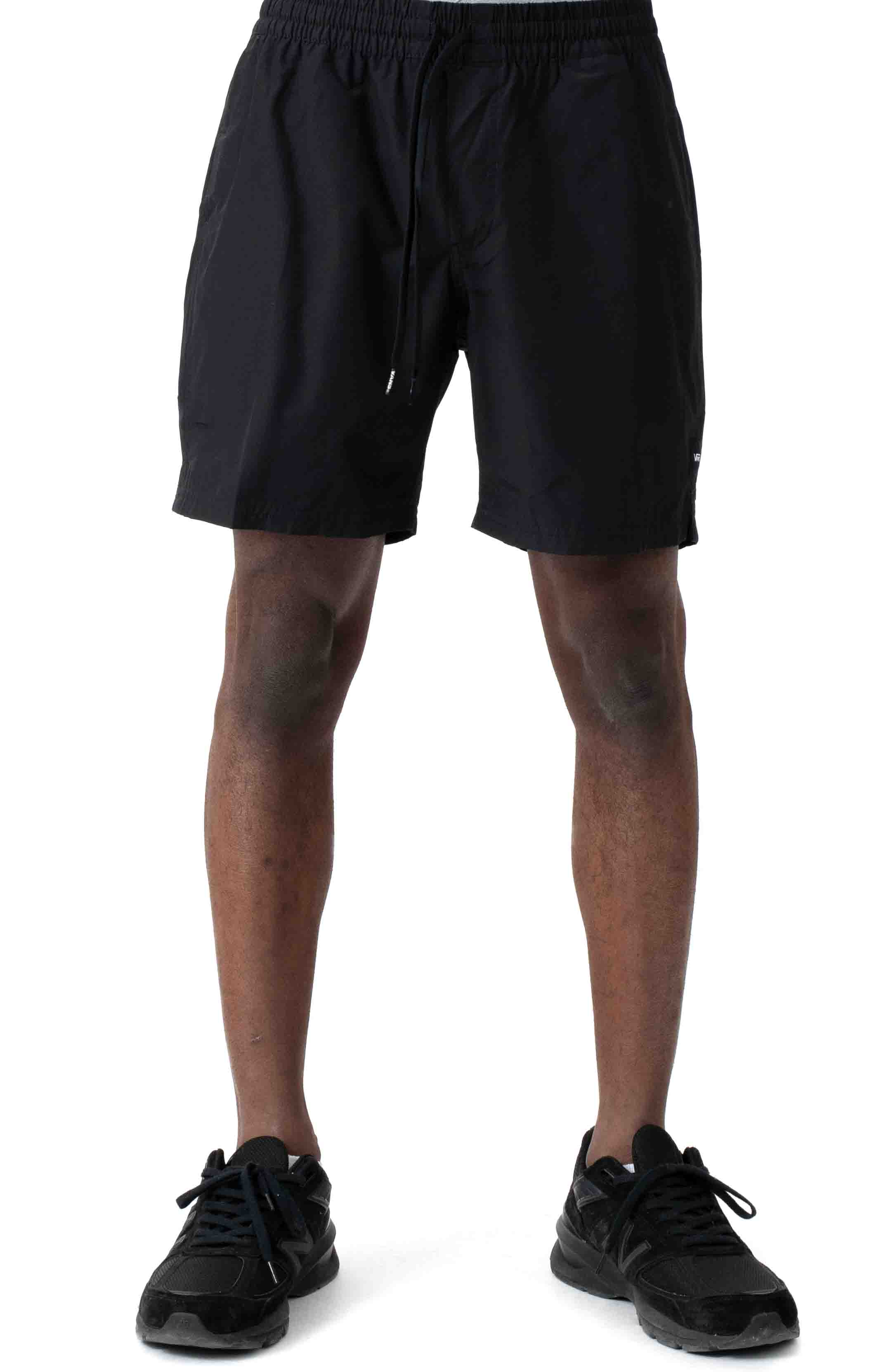 Primary Volley II Shorts - Black 2