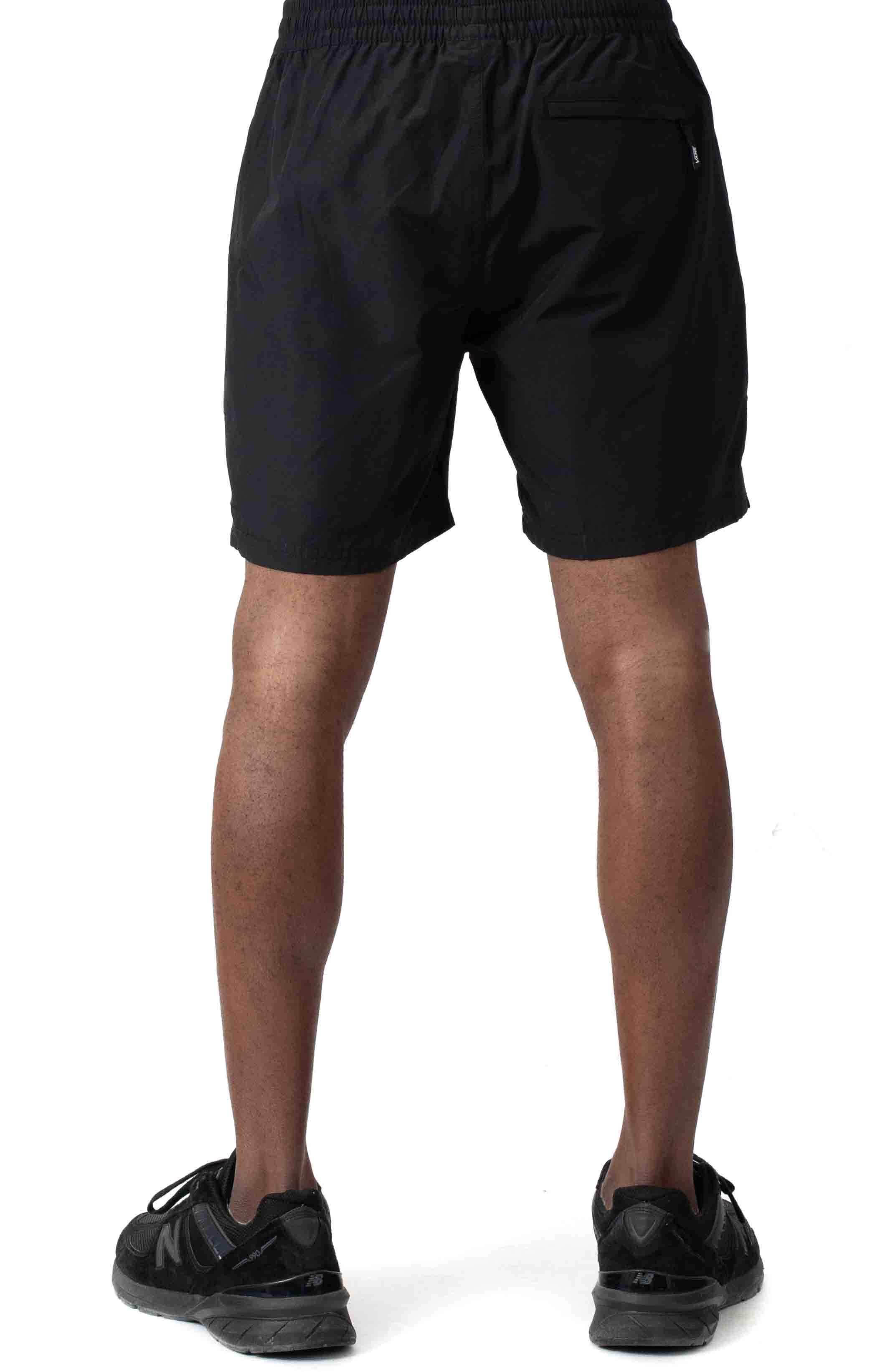 Primary Volley II Shorts - Black 3