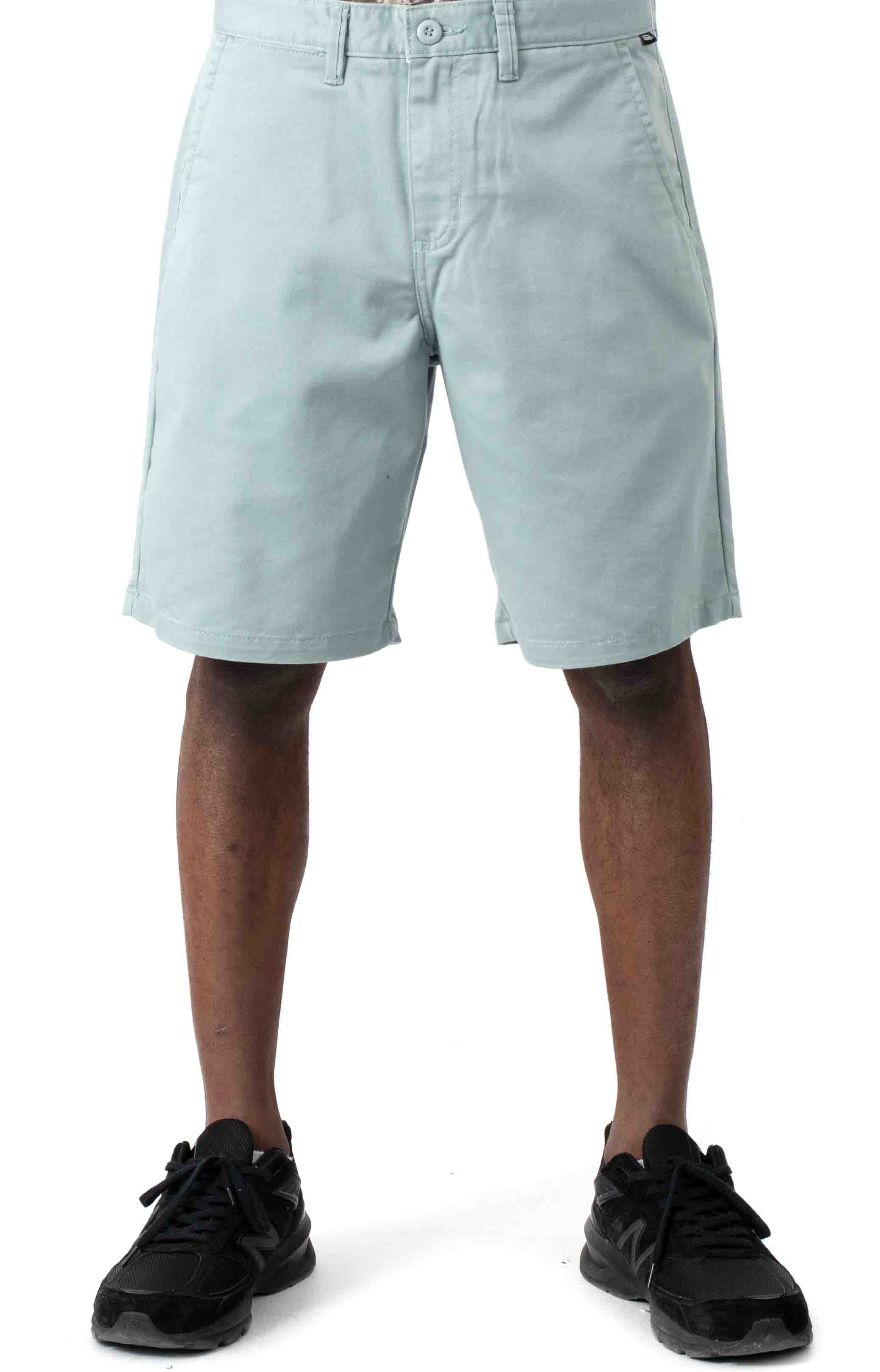 Authentic Stretch Shorts - Abyss 2
