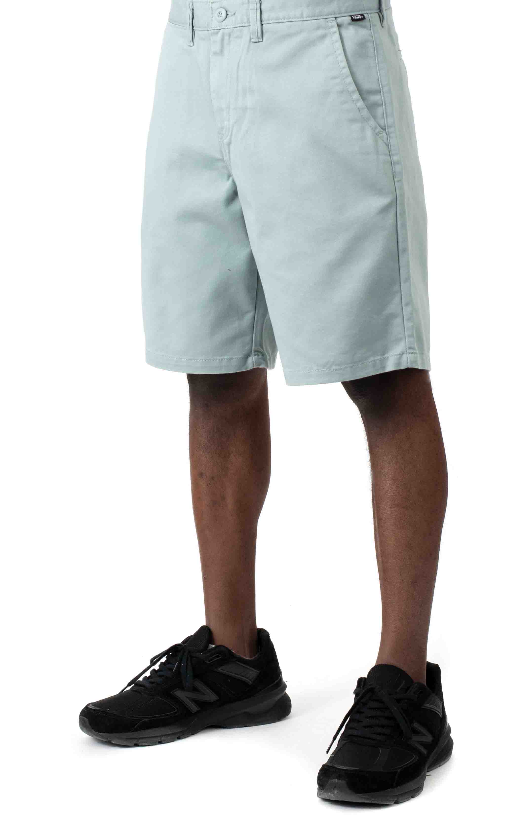 Authentic Stretch Shorts - Abyss