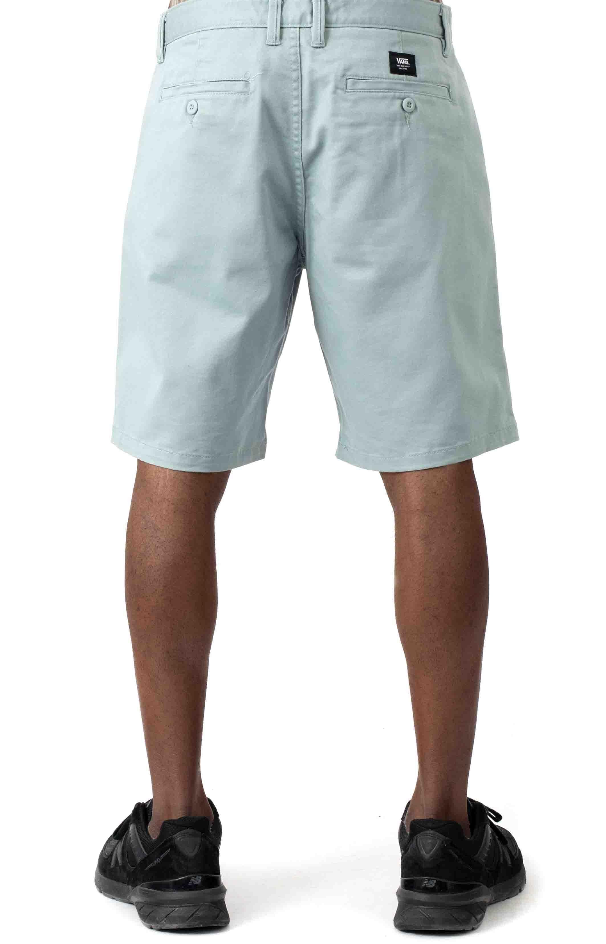 Authentic Stretch Shorts - Abyss 3