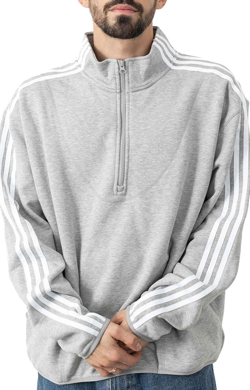 Terry  Track Top