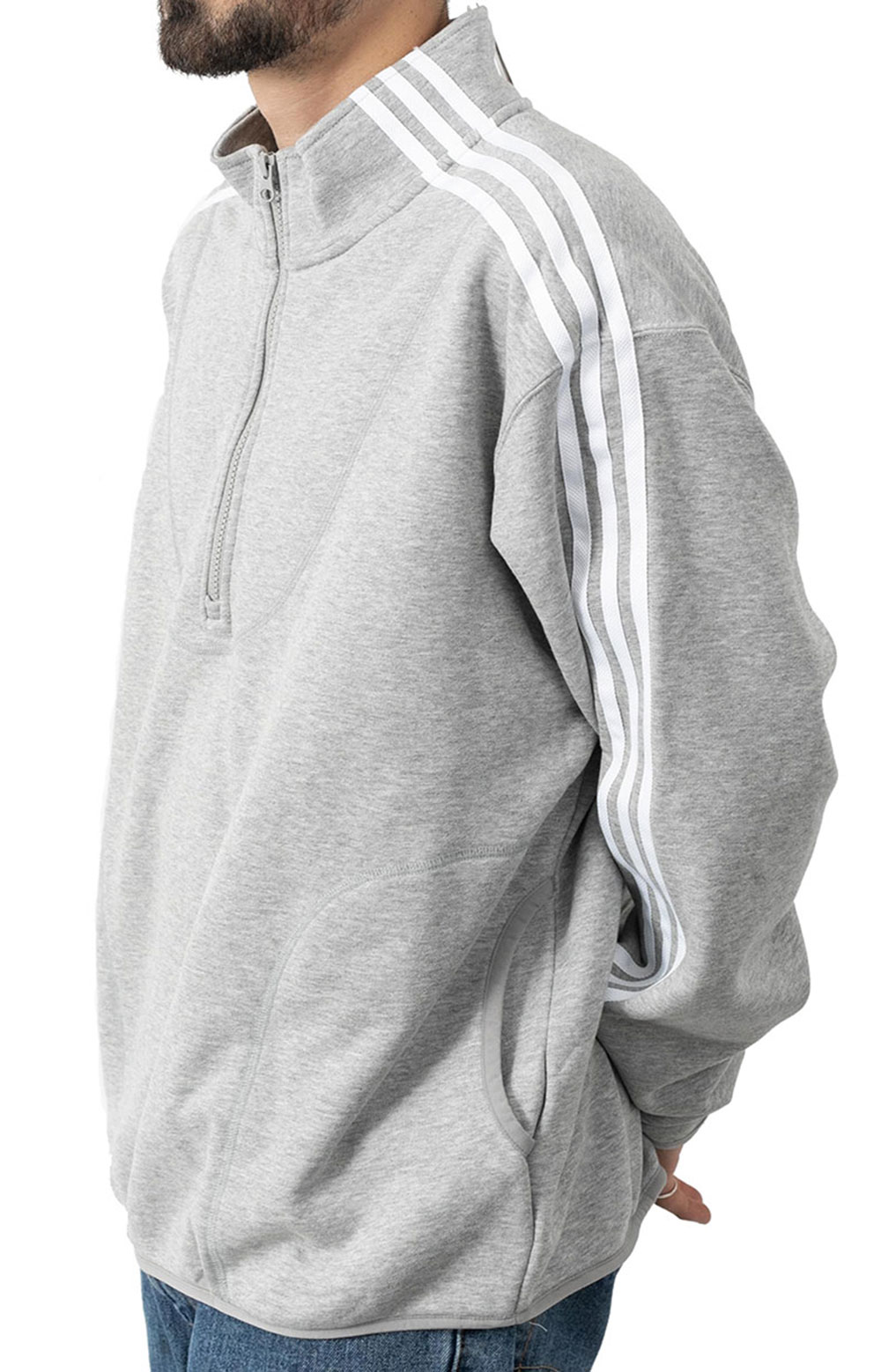 Terry  Track Top  2