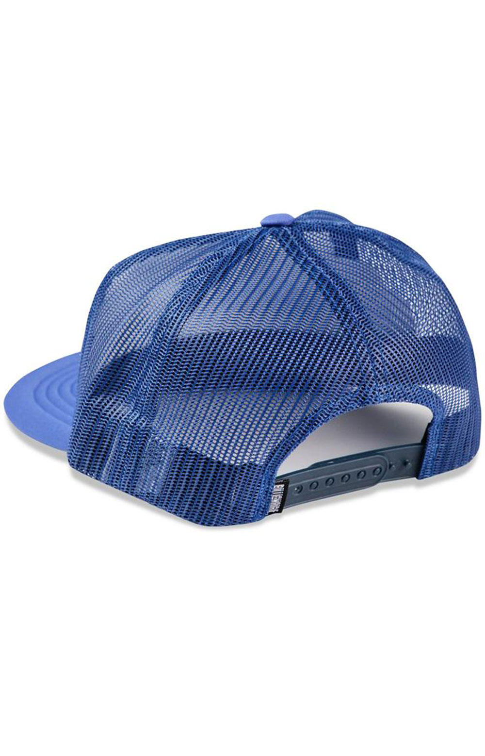 BB Helmet Trucker Hat - Sodalite Blue  2