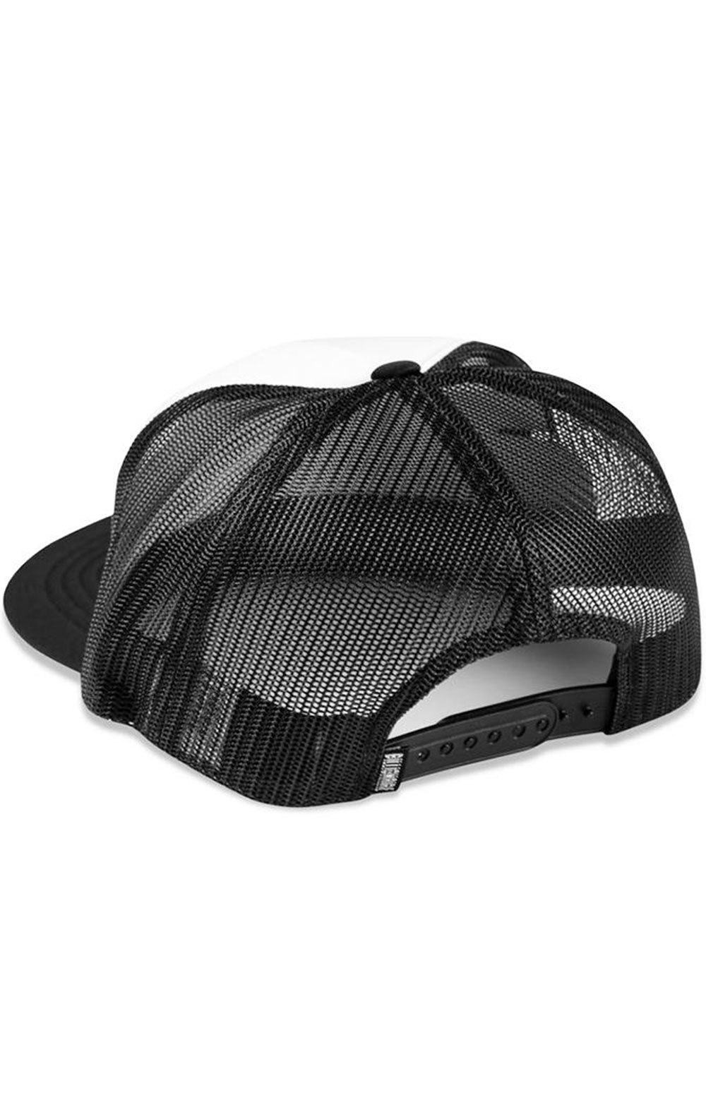 BB Helmet Trucker Hat - Black  2