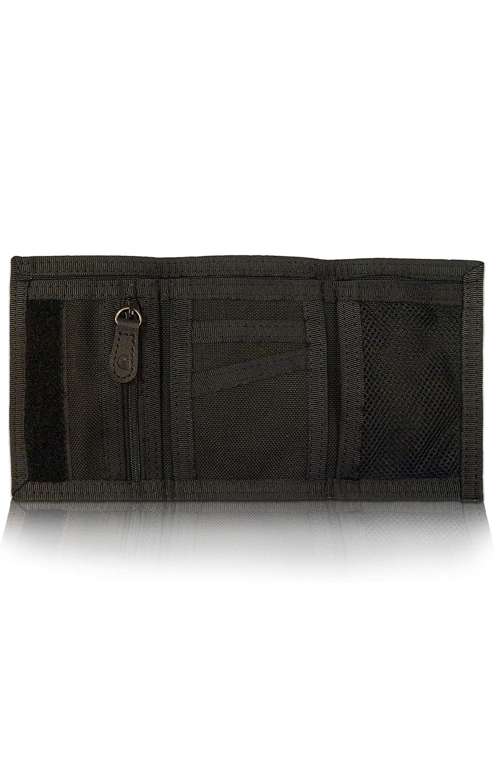 (B000021100299) Extremes Trifold Wallet - Black 2