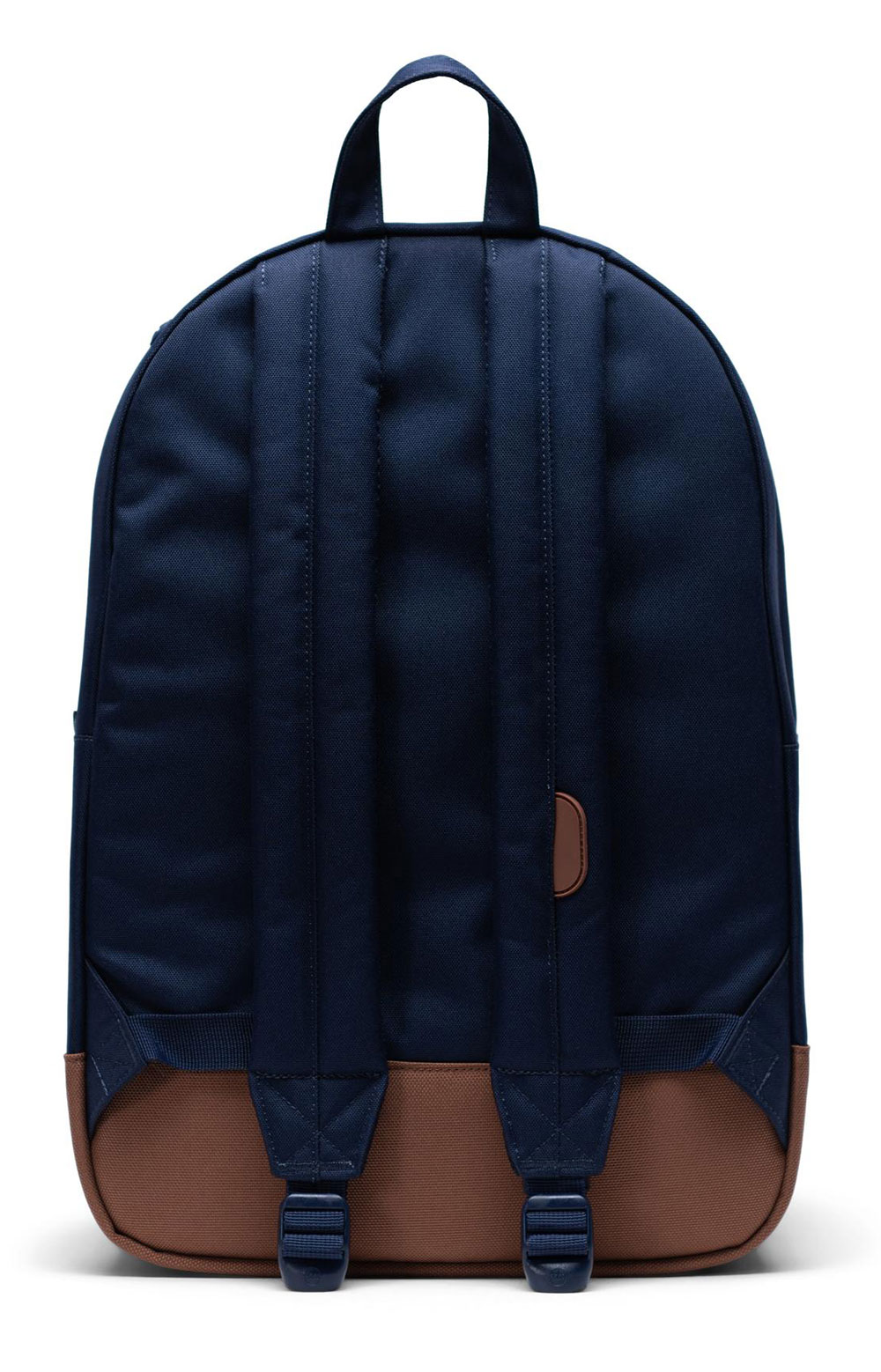 Heritage Backpack - Peacoat/Saddle Brown 4