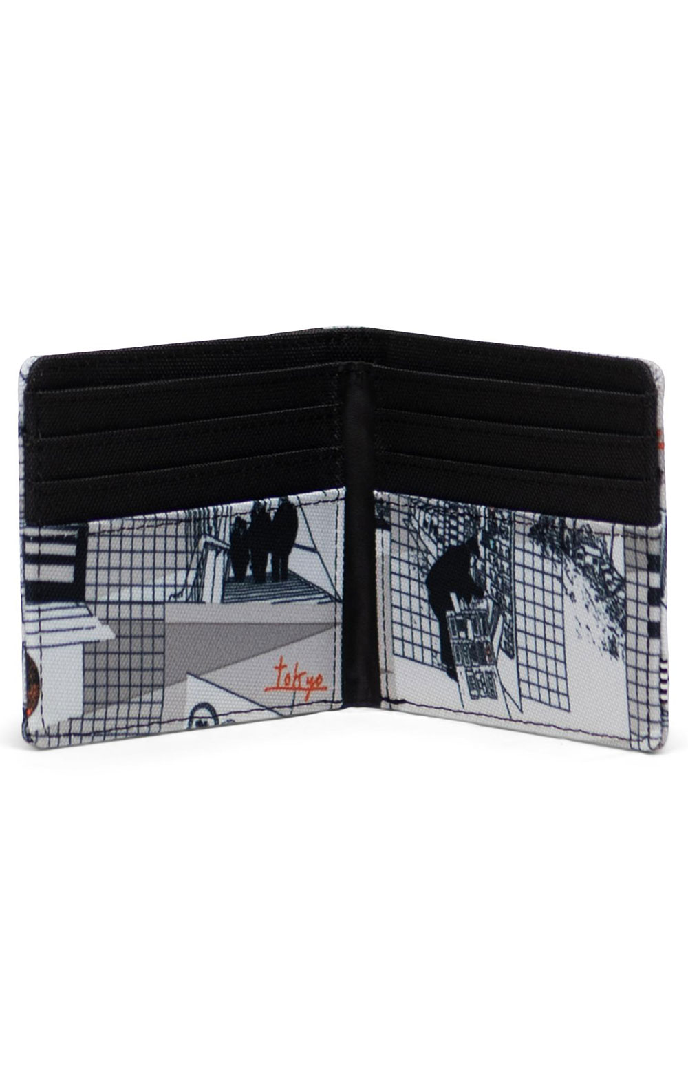 Roy Wallet - World Travel 3