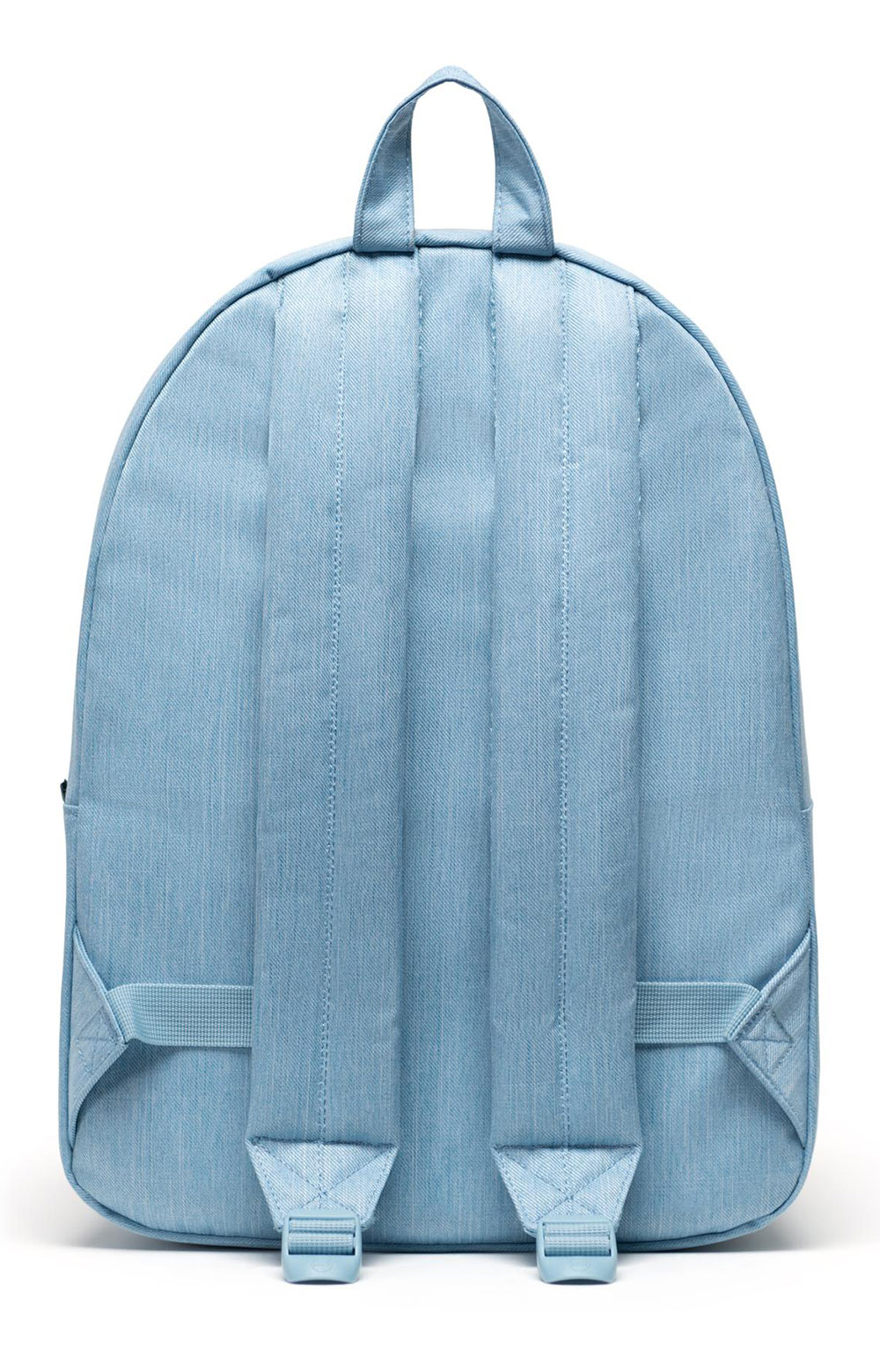 Classic Backpack - Light Denim Crosshatch 4