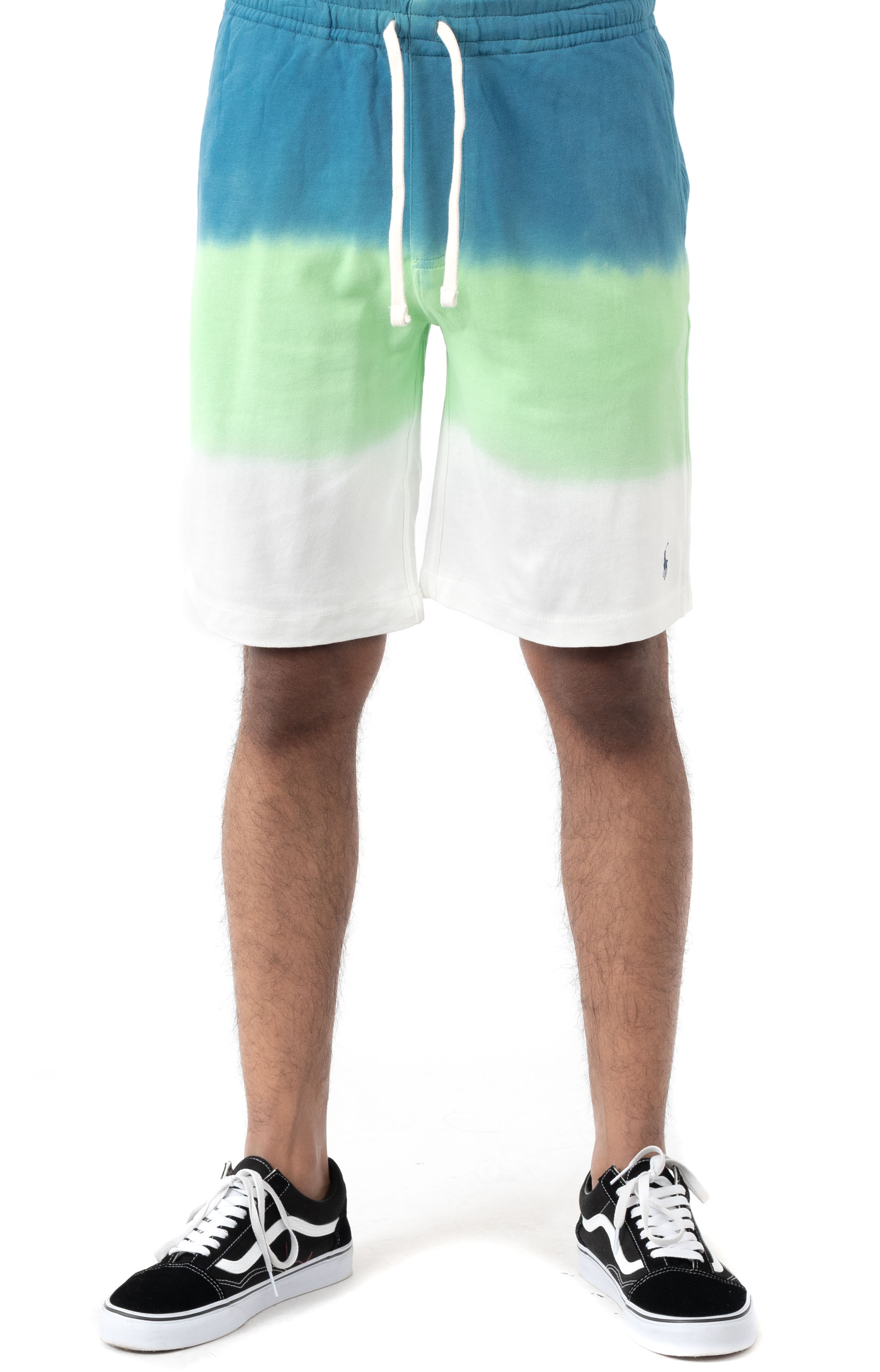 Spa Terry Short - Lime Dipdy 2