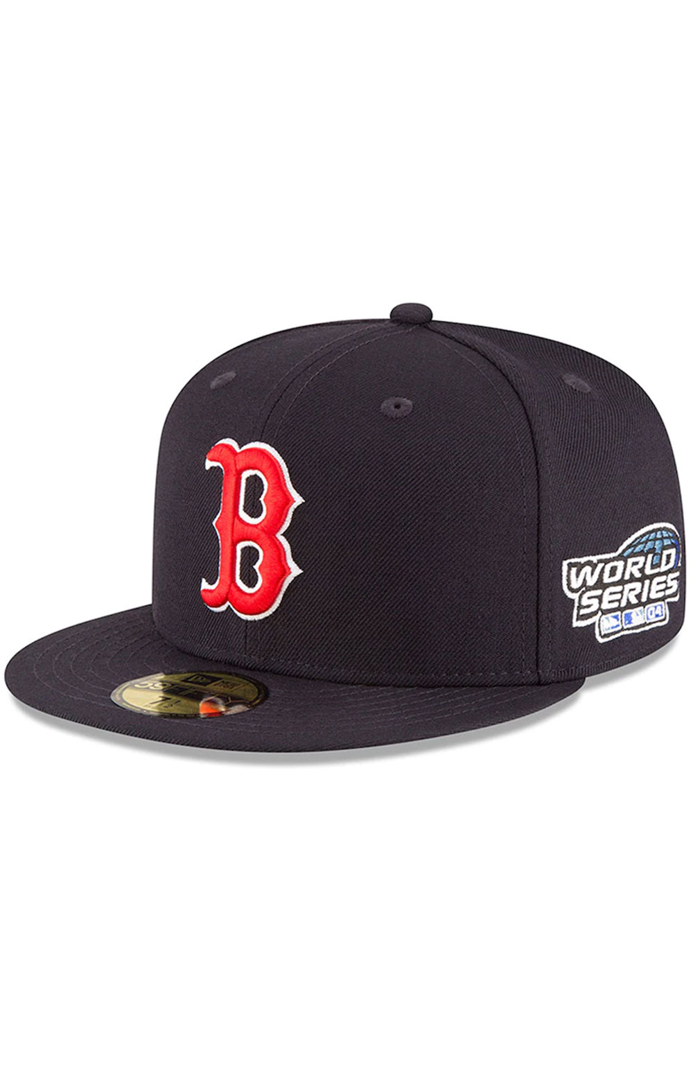Boston Red Sox 2004 World Series Wool 59Fifty Fitted Hat