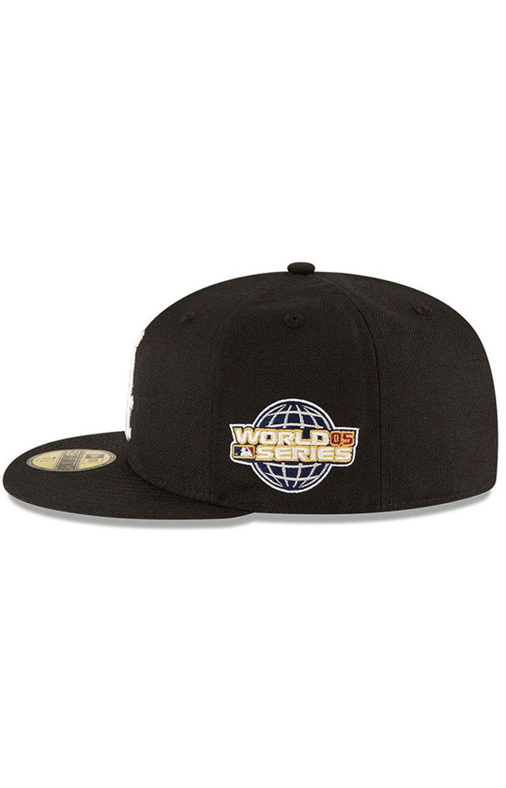 Chicago White Sox 2005 World Series Wool 59Fifty Fitted Hat  2