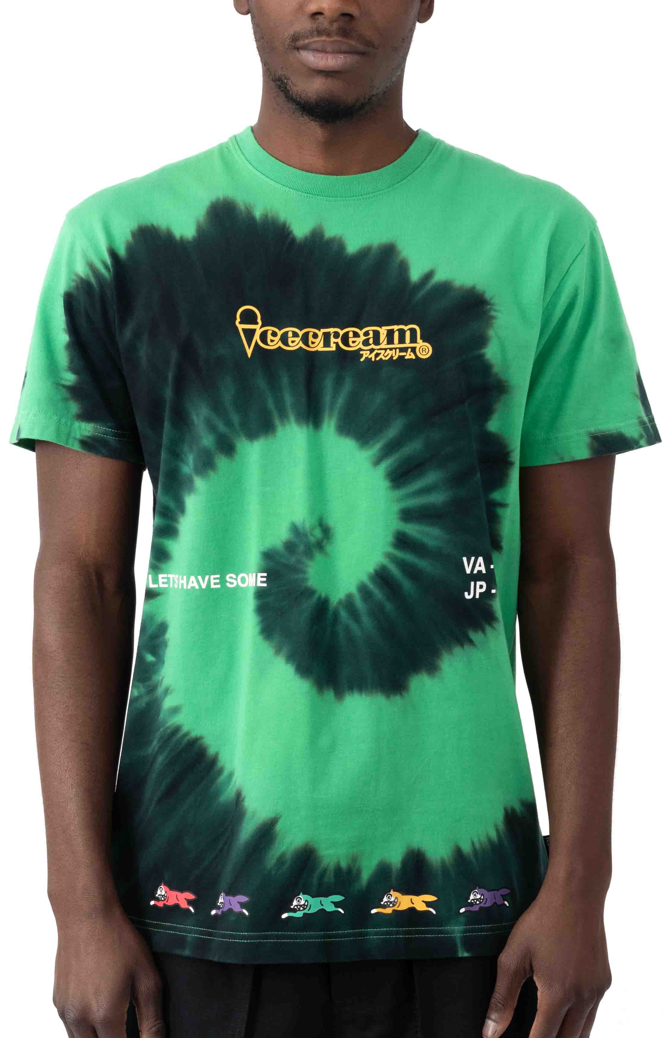 Let's Have Some SS Knit T-Shirt - Kelly Green