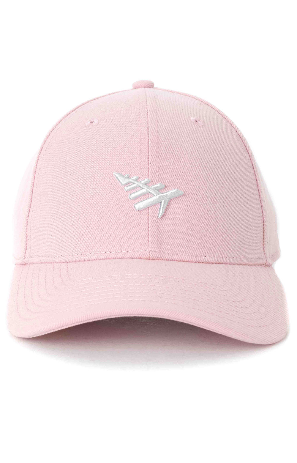 Icon II Dad Hat - Washed Pink  2