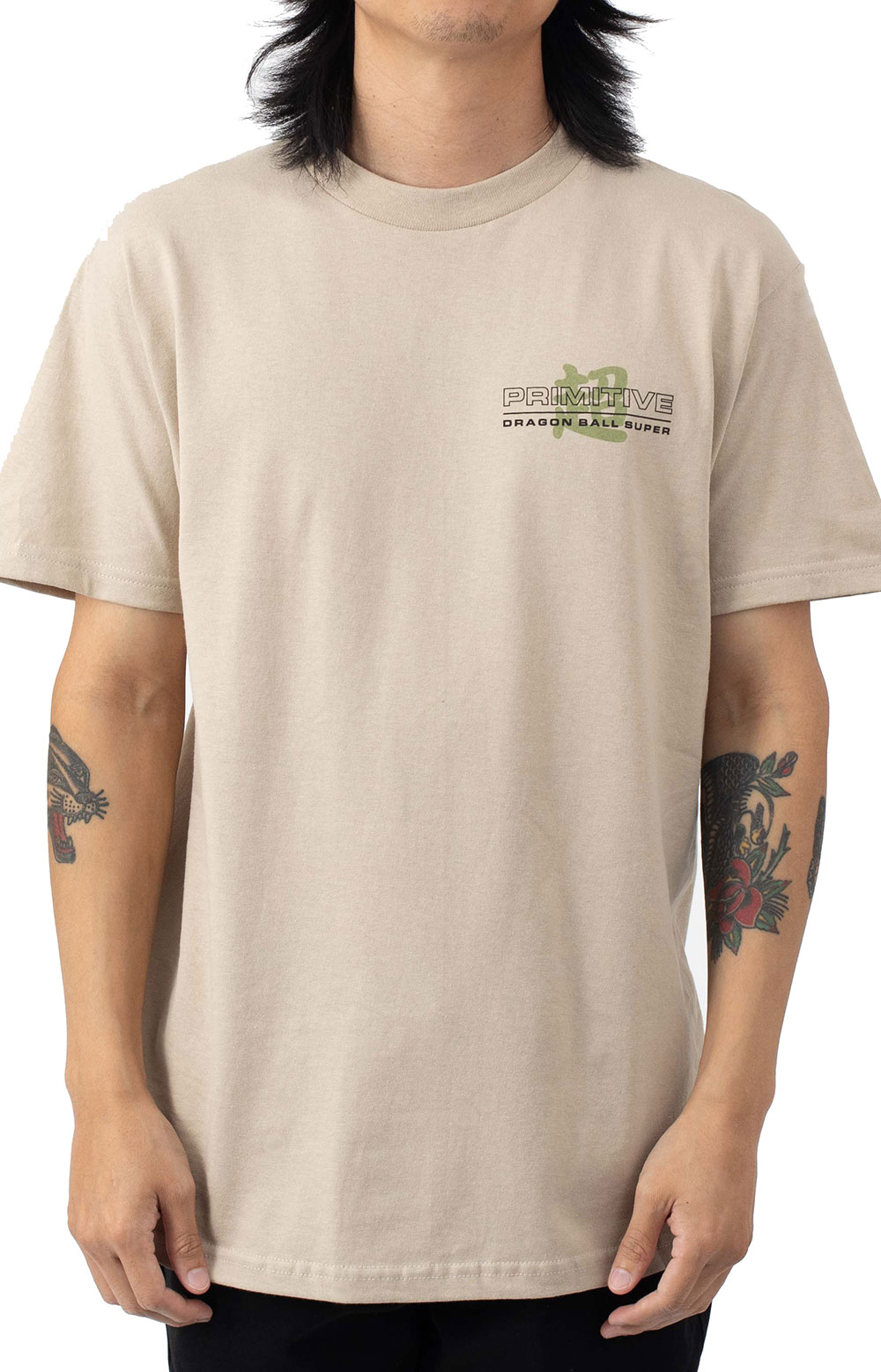 Victory Trunks T-Shirt - Sand  2