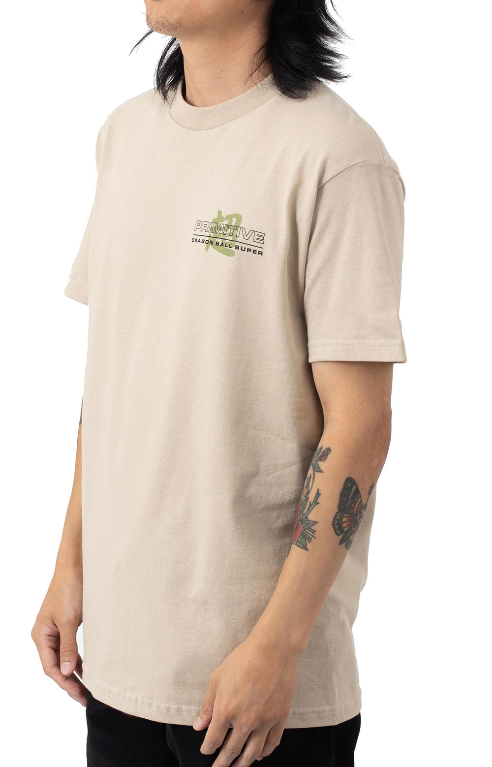 Victory Trunks T-Shirt - Sand  3