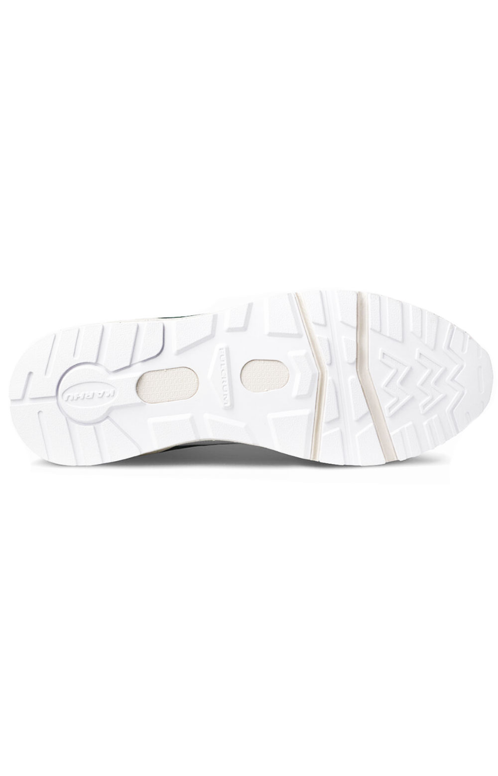 (F804099) Fusion 2.0 Shoes - Bright White/Blue Spruce  4