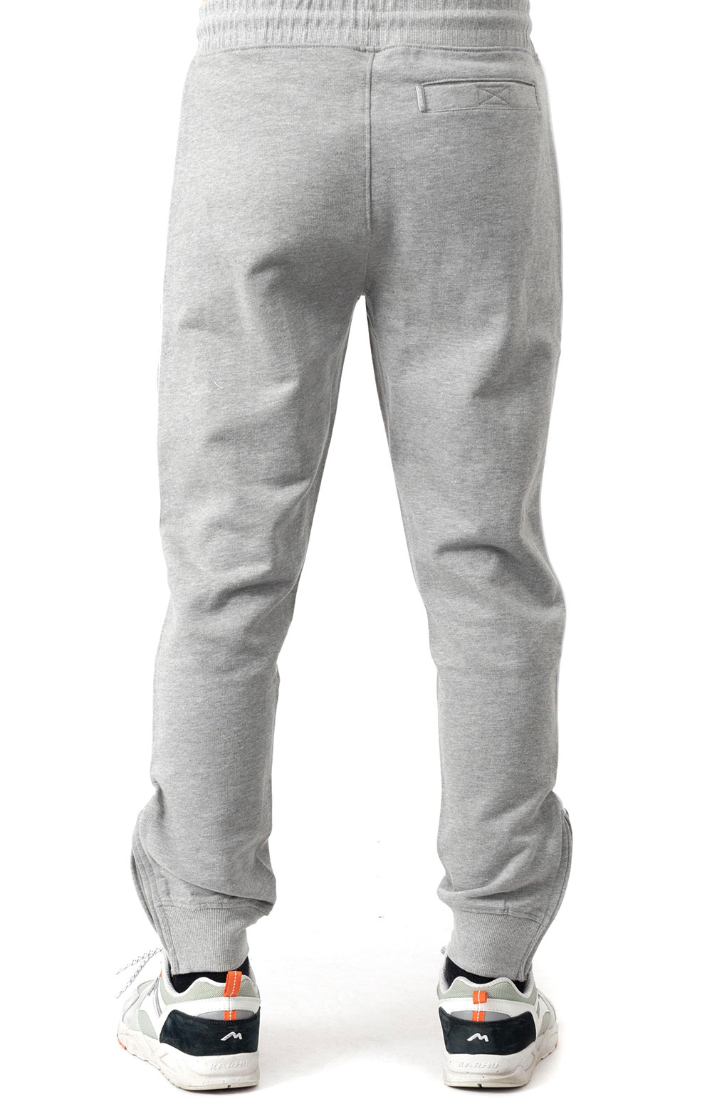 Piped Sweatpant - Heather Grey 5