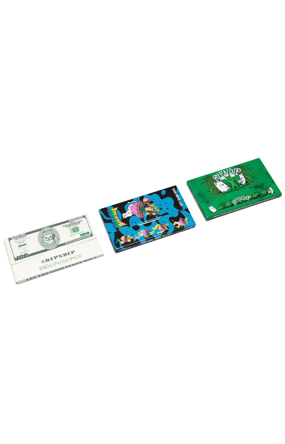 Rolling Papers Mixed 12 Pack  2