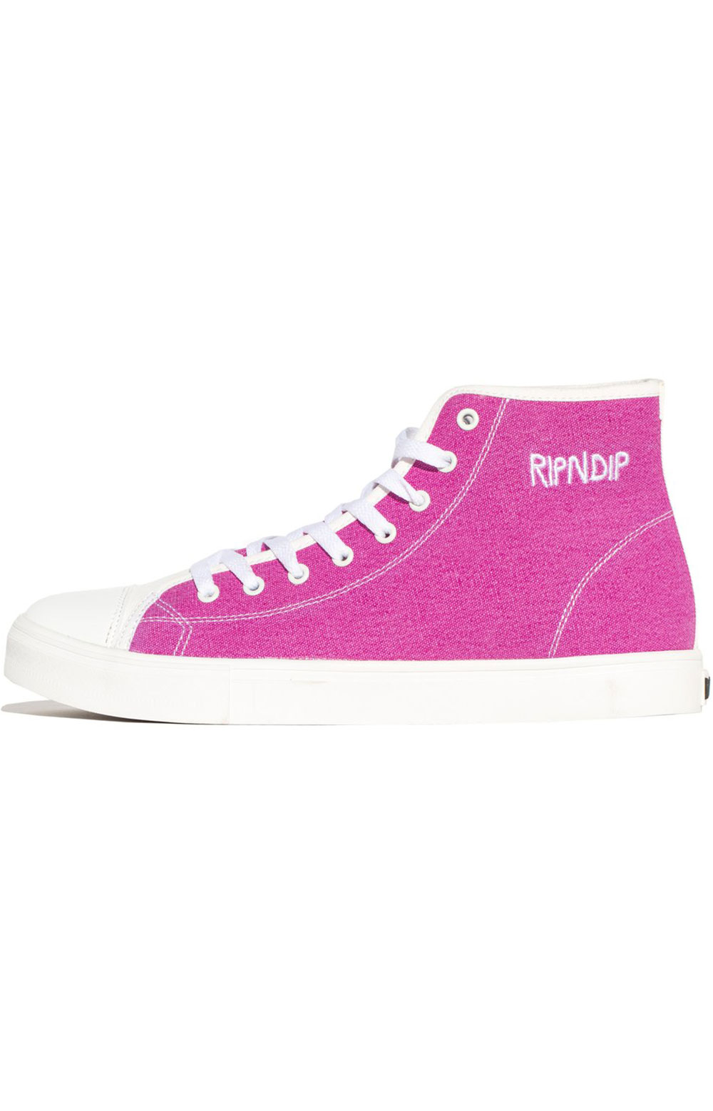 Lord Nermal UV Activated High Tops - Blue/Fuschia  3