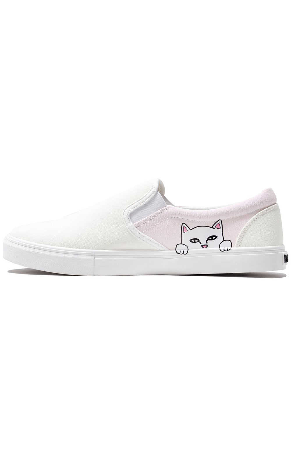 Lord Nermal UV Activated Slip-On Shoes - Blue/Fuschia