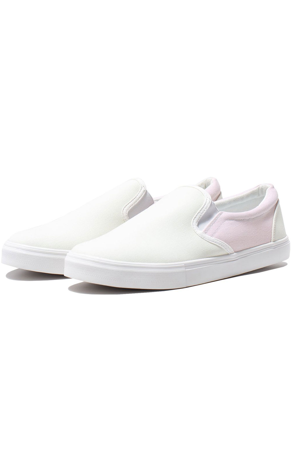 Lord Nermal UV Activated Slip-On Shoes - Blue/Fuschia 5