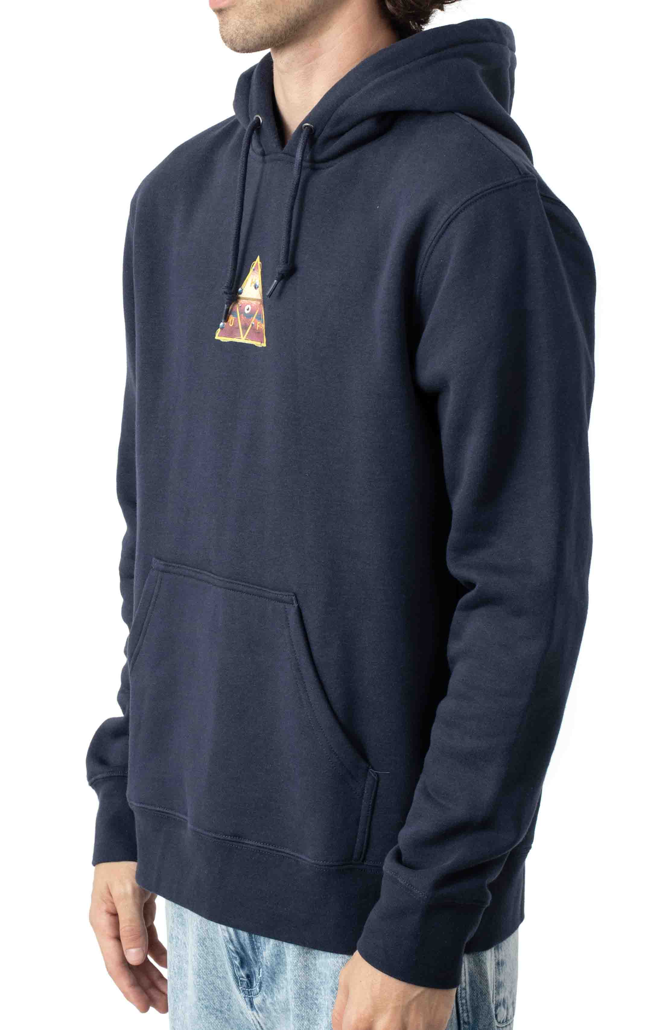 Altered State TT Pullover Hoodie - Navy  2