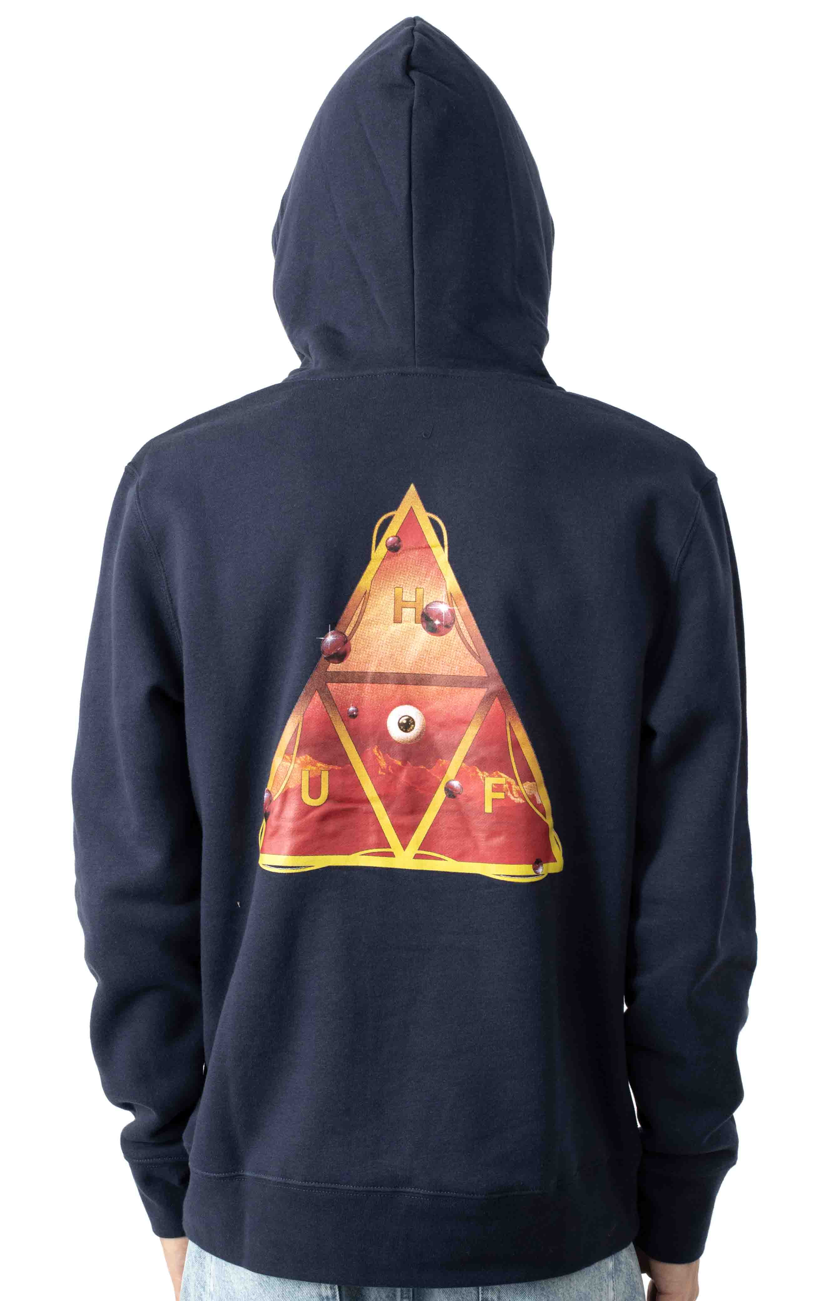 Altered State TT Pullover Hoodie - Navy  3