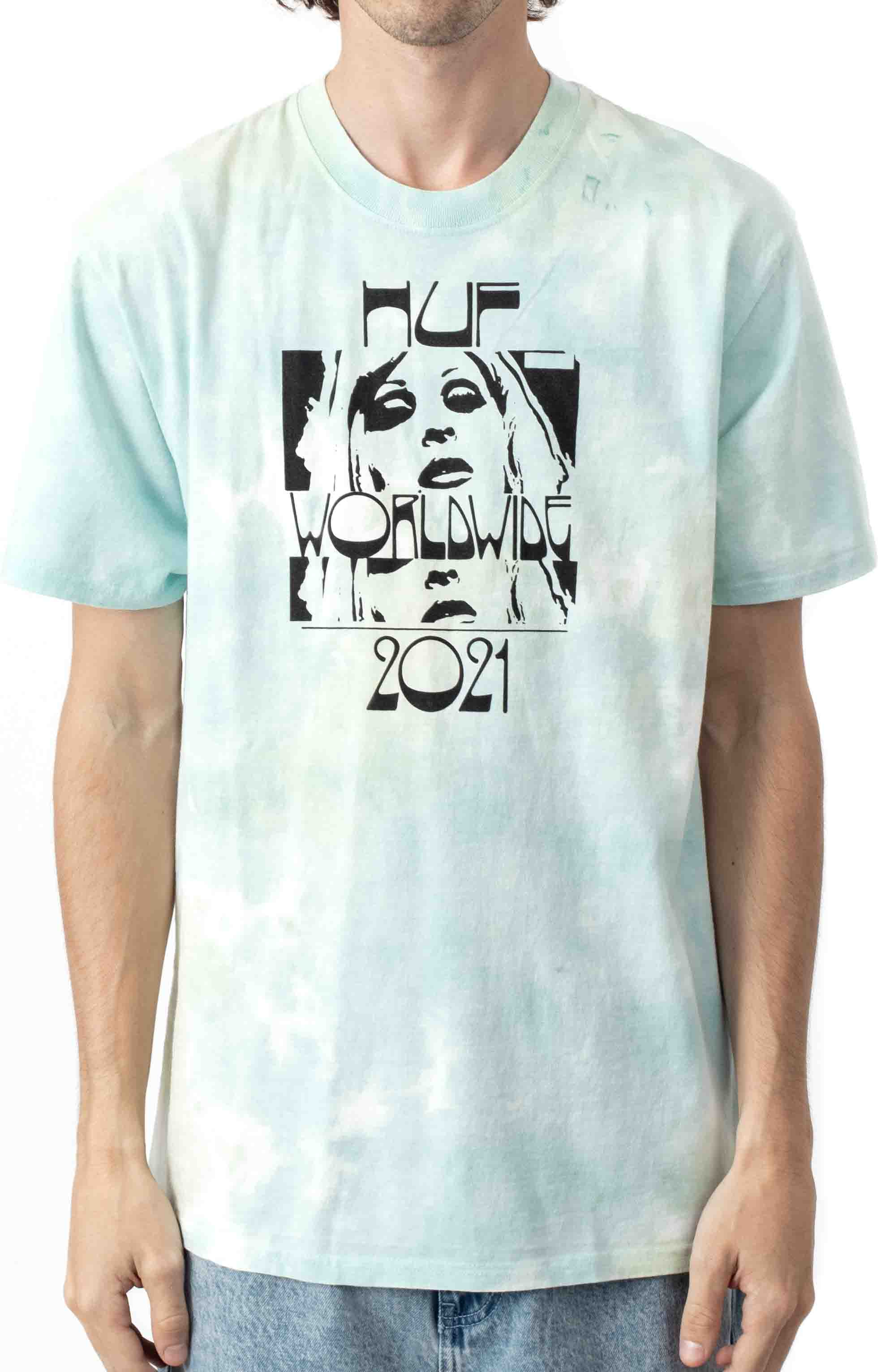 Wasted Darling T-Shirt - Blue