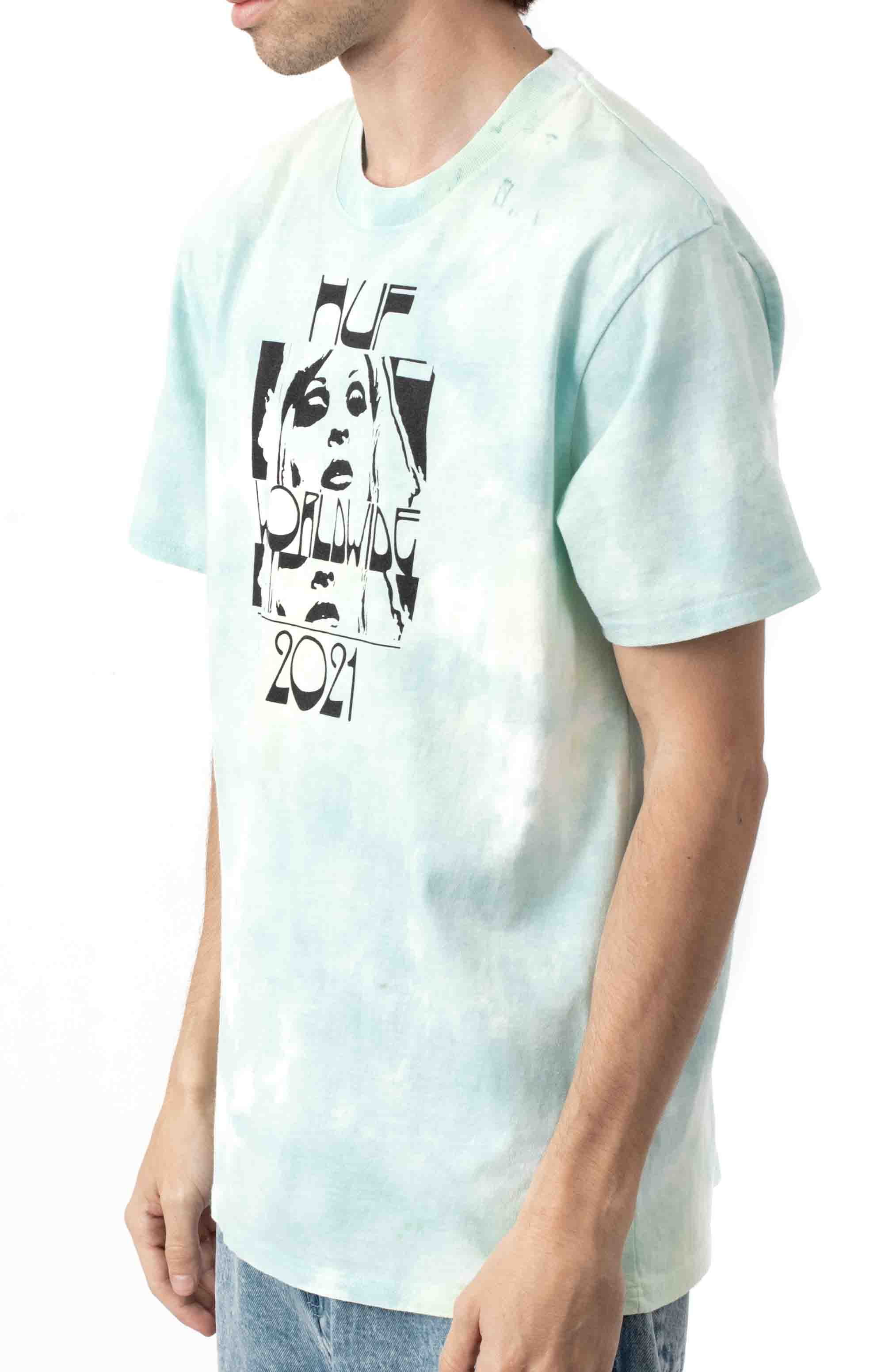 Wasted Darling T-Shirt - Blue 2
