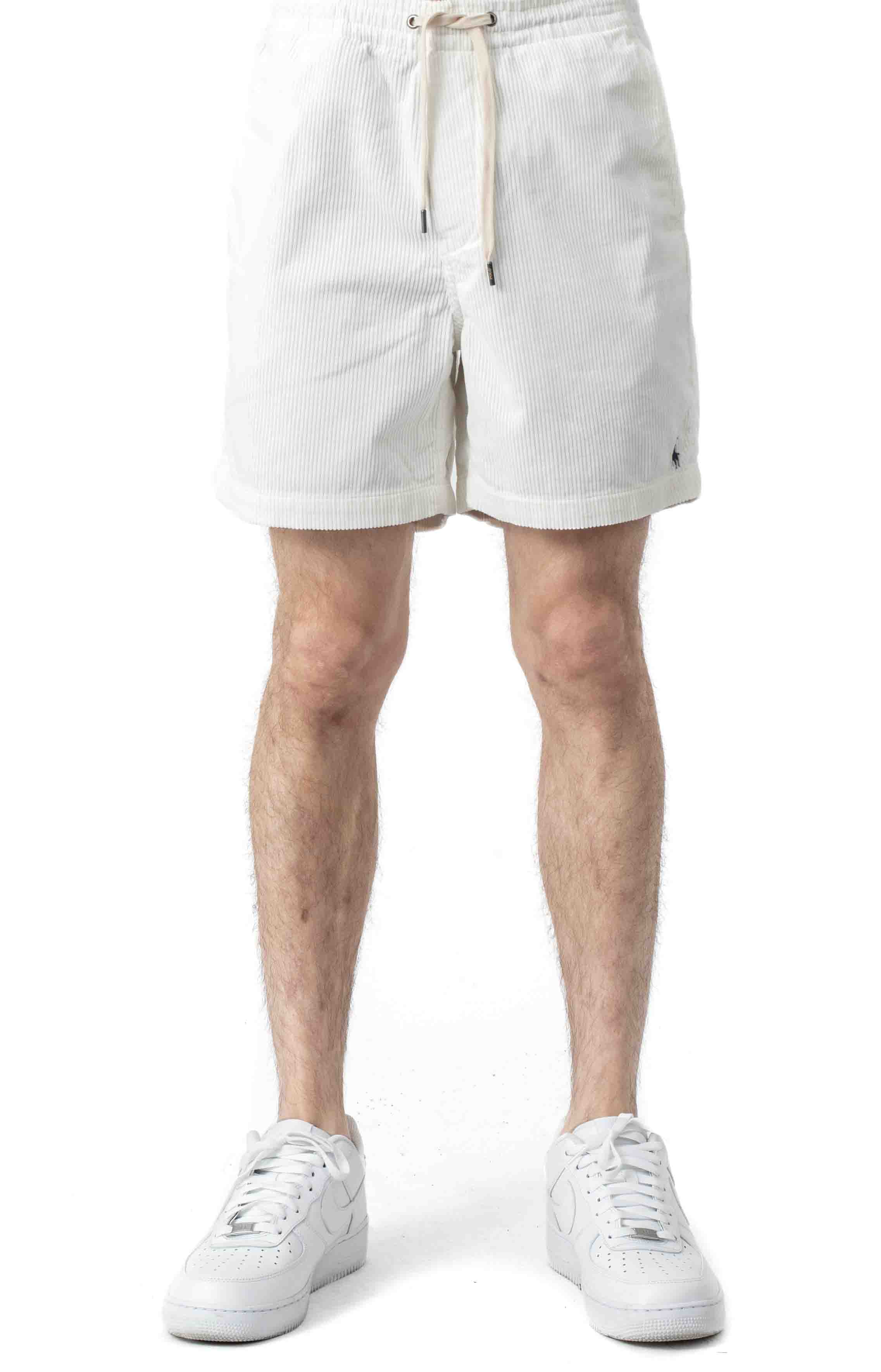 Classic Fit Prepster Short - White  2