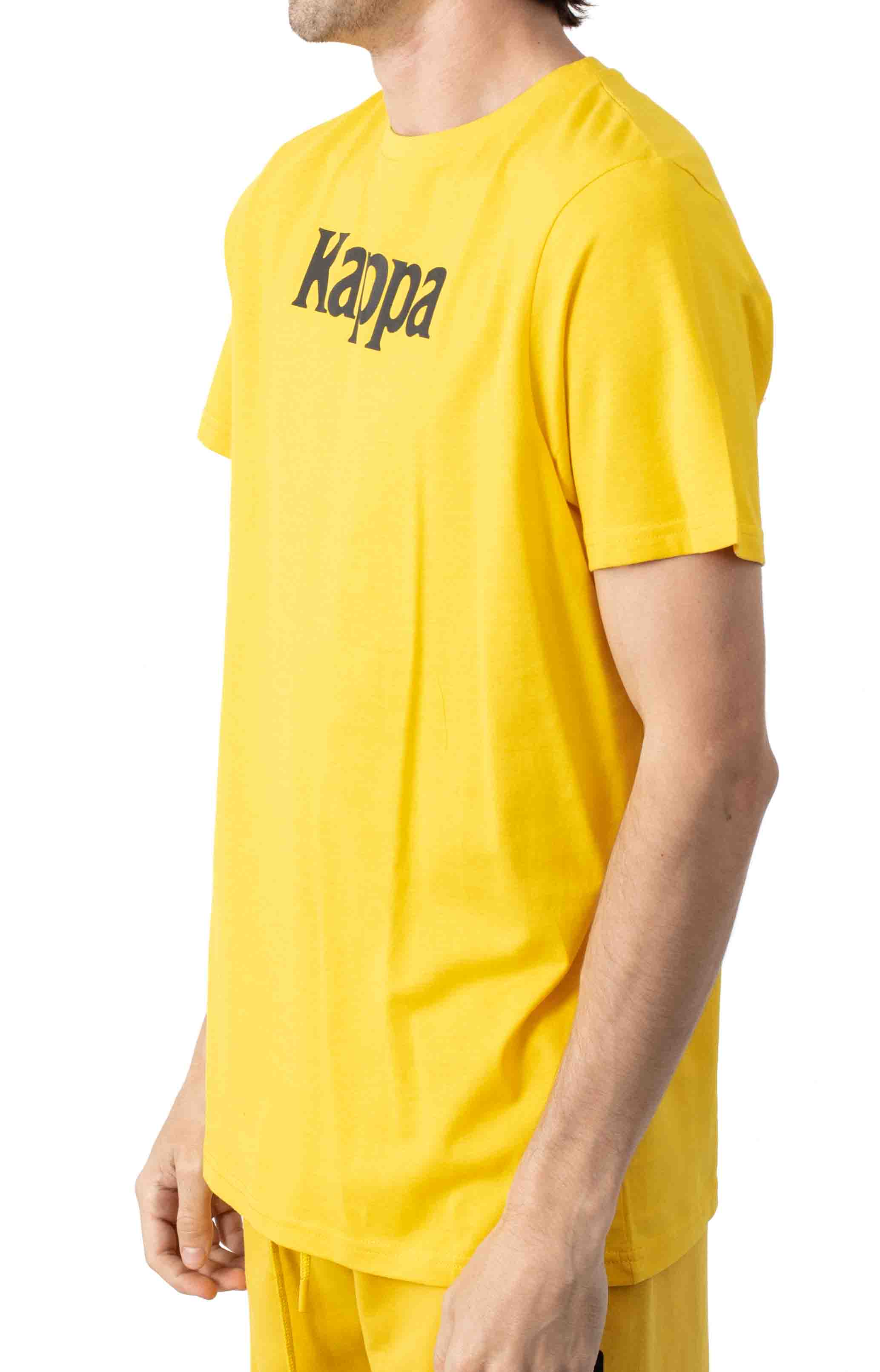 Authentic Runis T-Shirt - Yellow/Violet  2