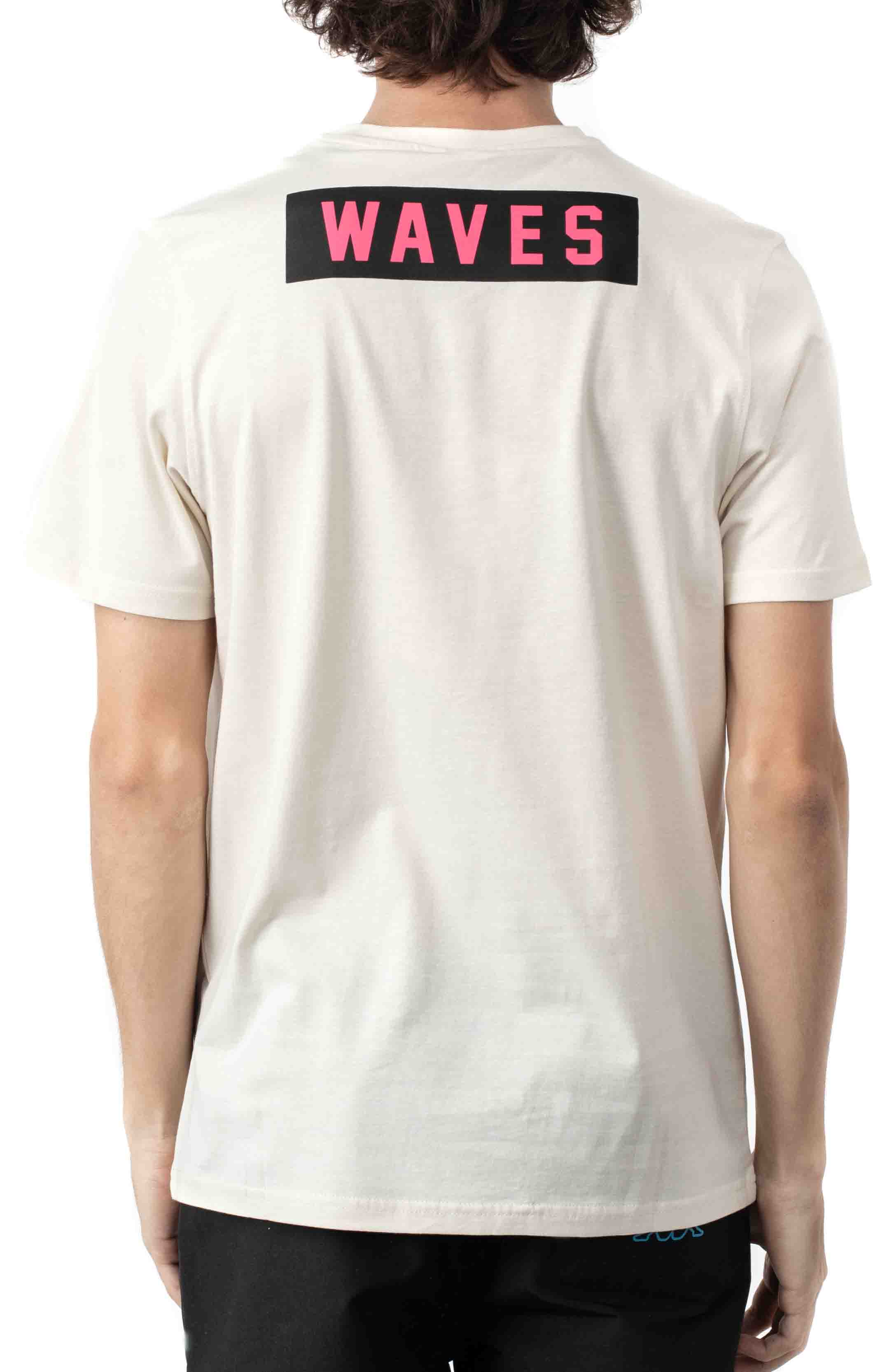 Authentic Accompong T-Shirt - White Cream  3