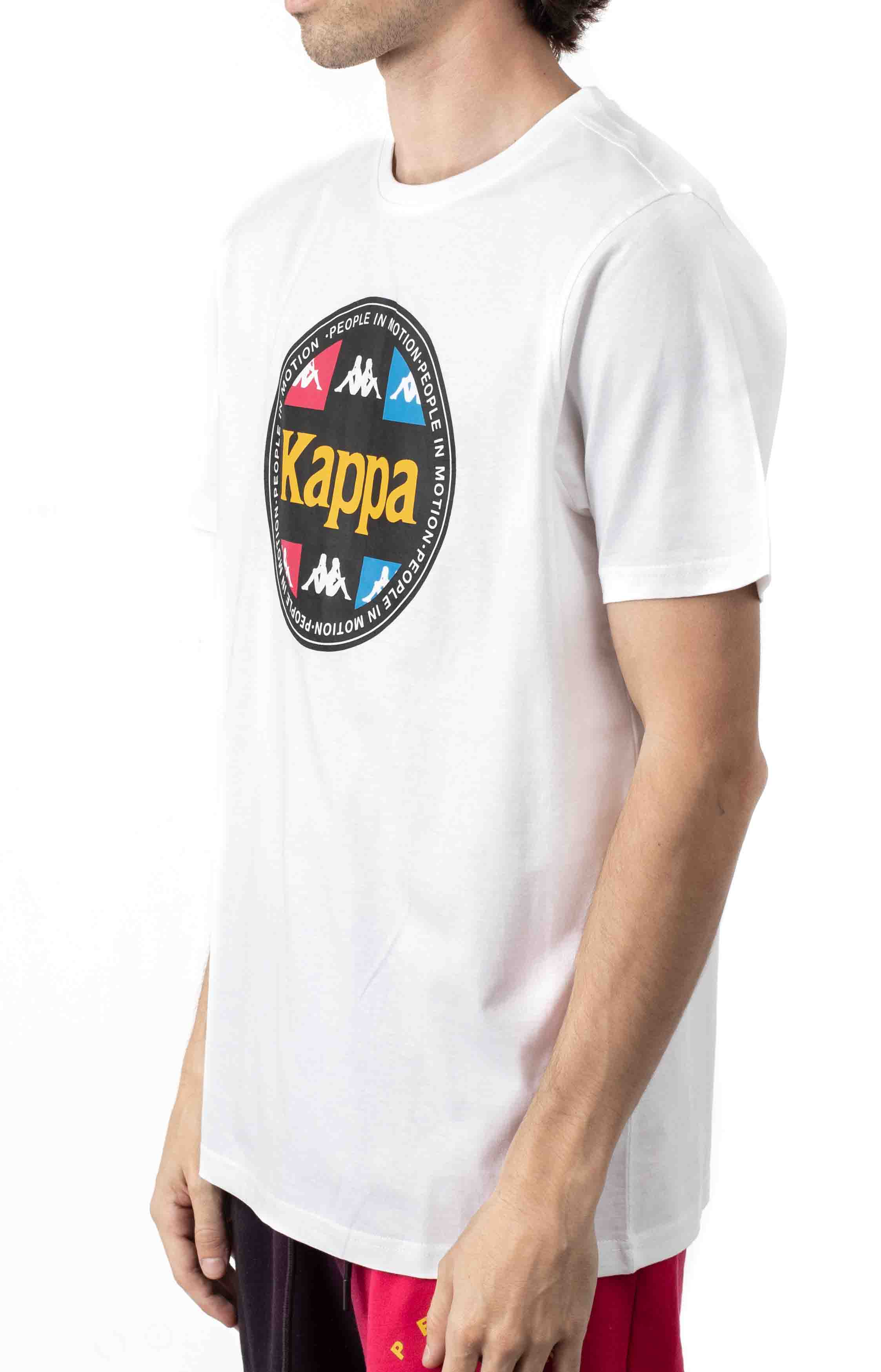Authentic Paddys T-Shirt - White  2