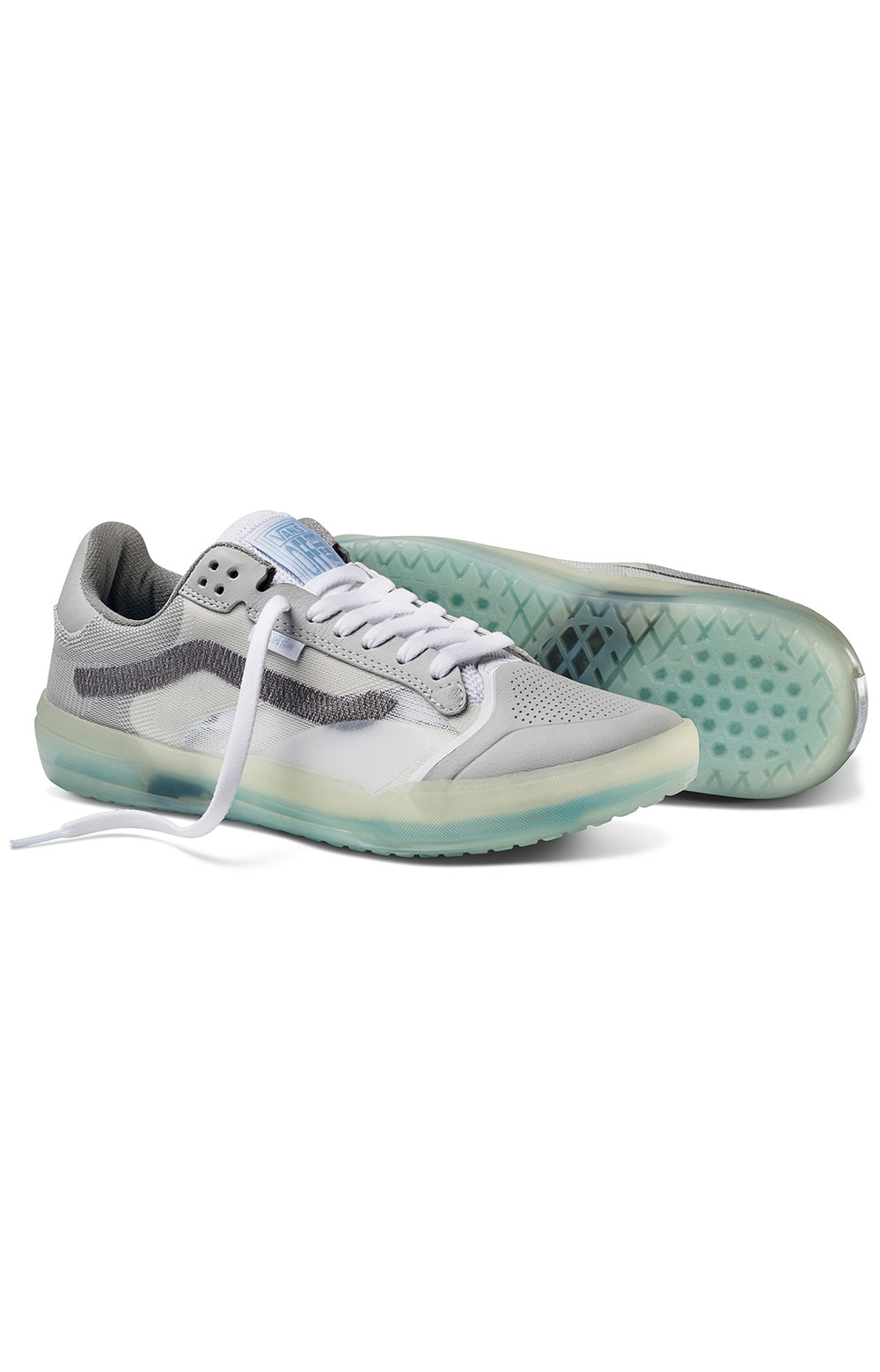 (DY76KL) Evdnt Ultimate Waffle Shoes - Grey/Multi 2