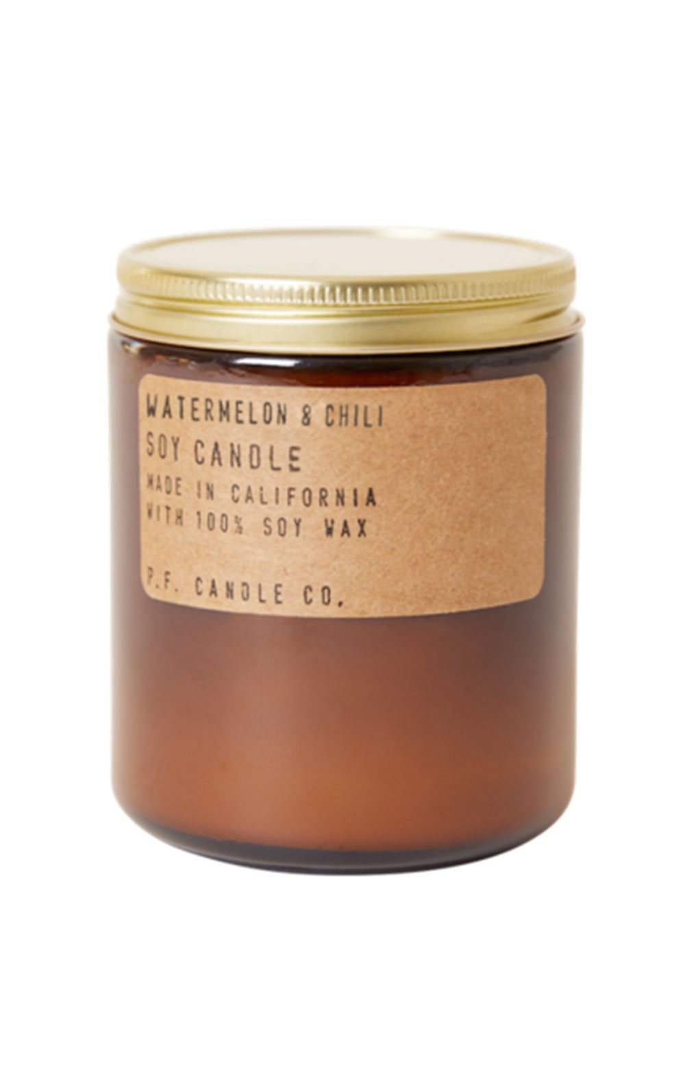 Watermelon & Chili - 7.2 oz Standard Soy Candle