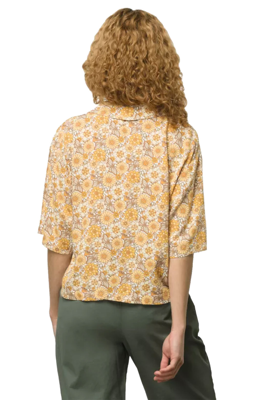 Trippy Floral Woven Shirt - Trippy Floral  2