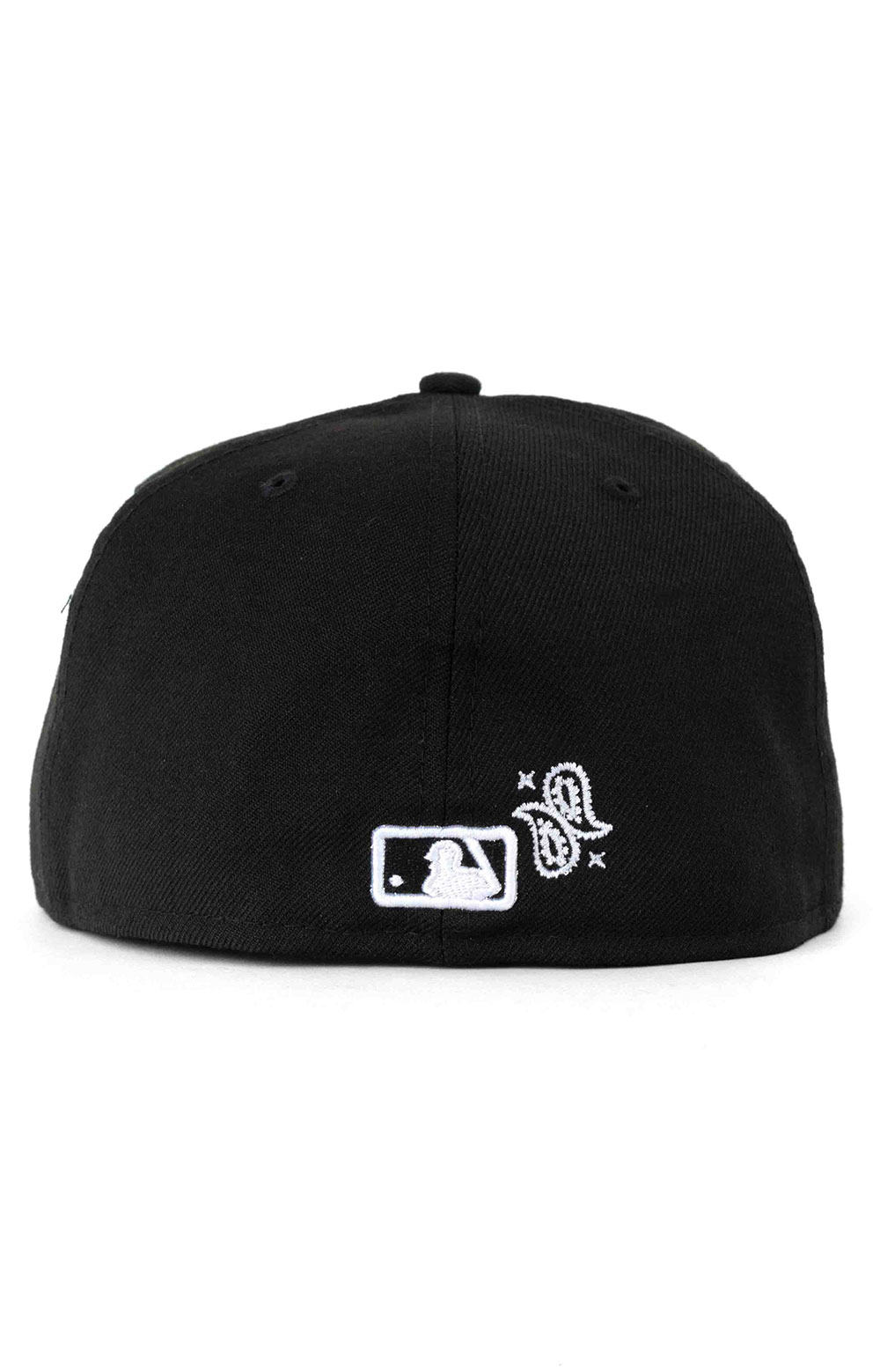 59Fifty New York Yankees Paisley Elements Fitted Hat - Black  4