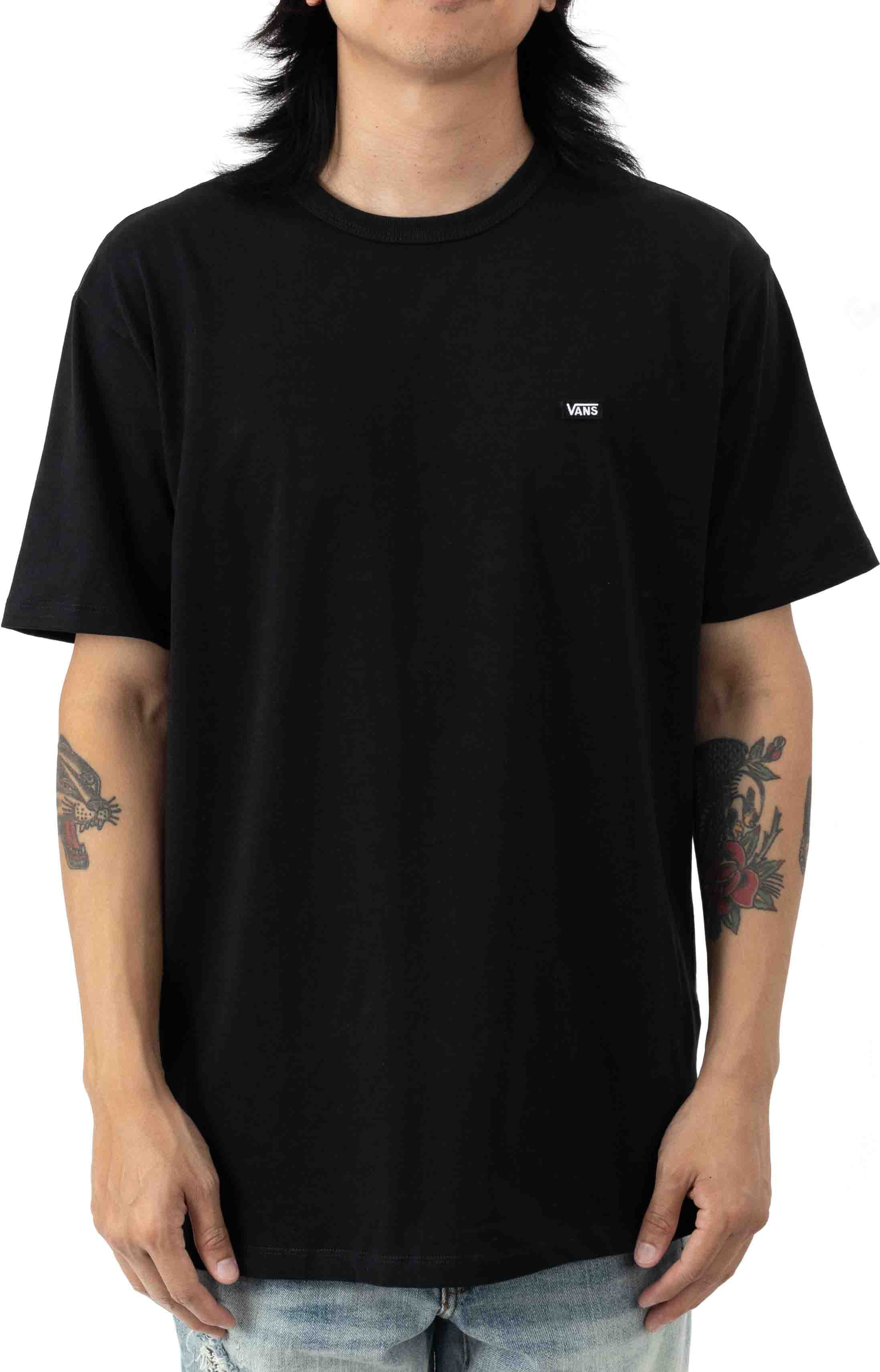 Off The Wall Classic T-Shirt - Black
