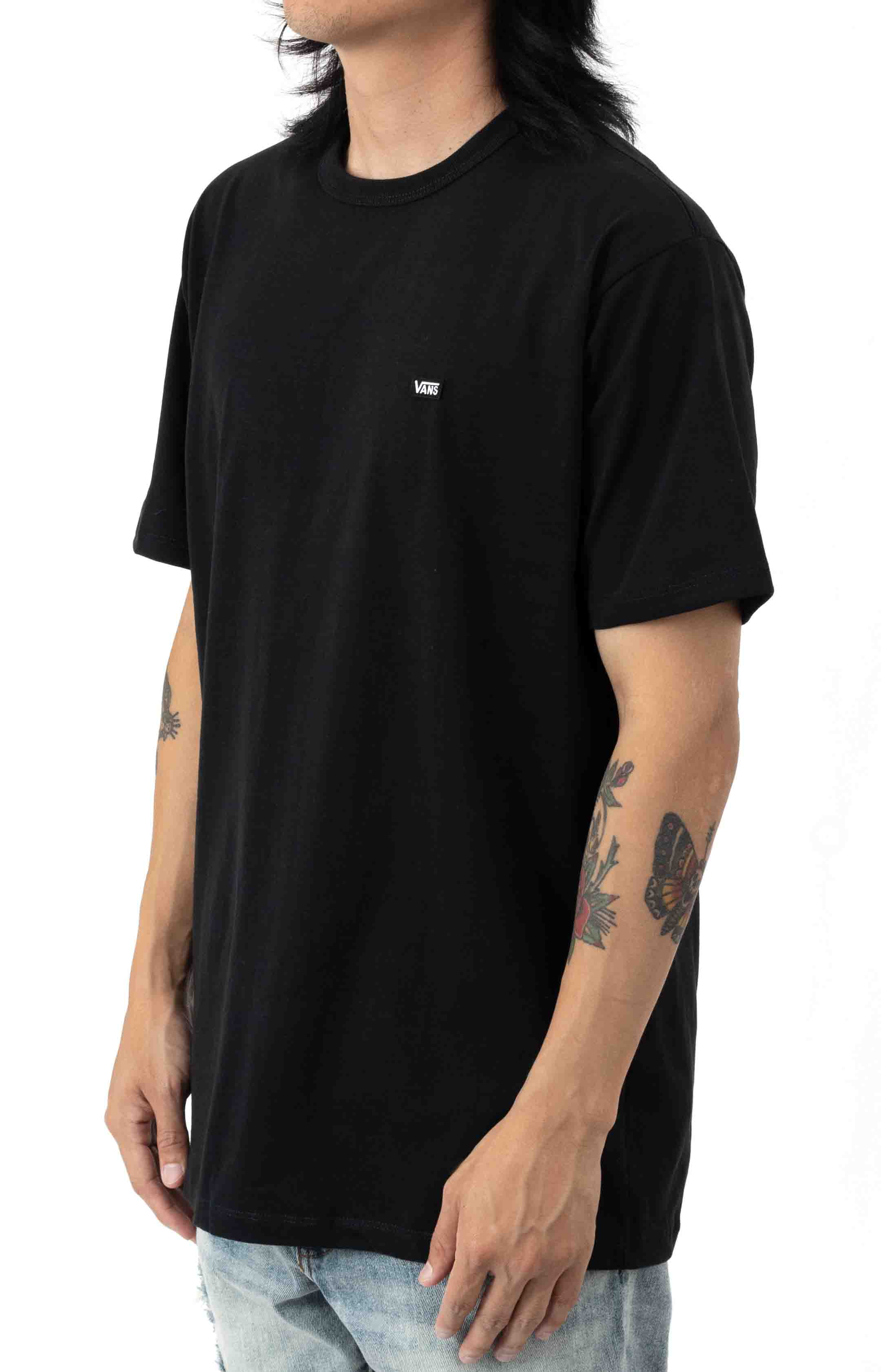 Off The Wall Classic T-Shirt - Black  2