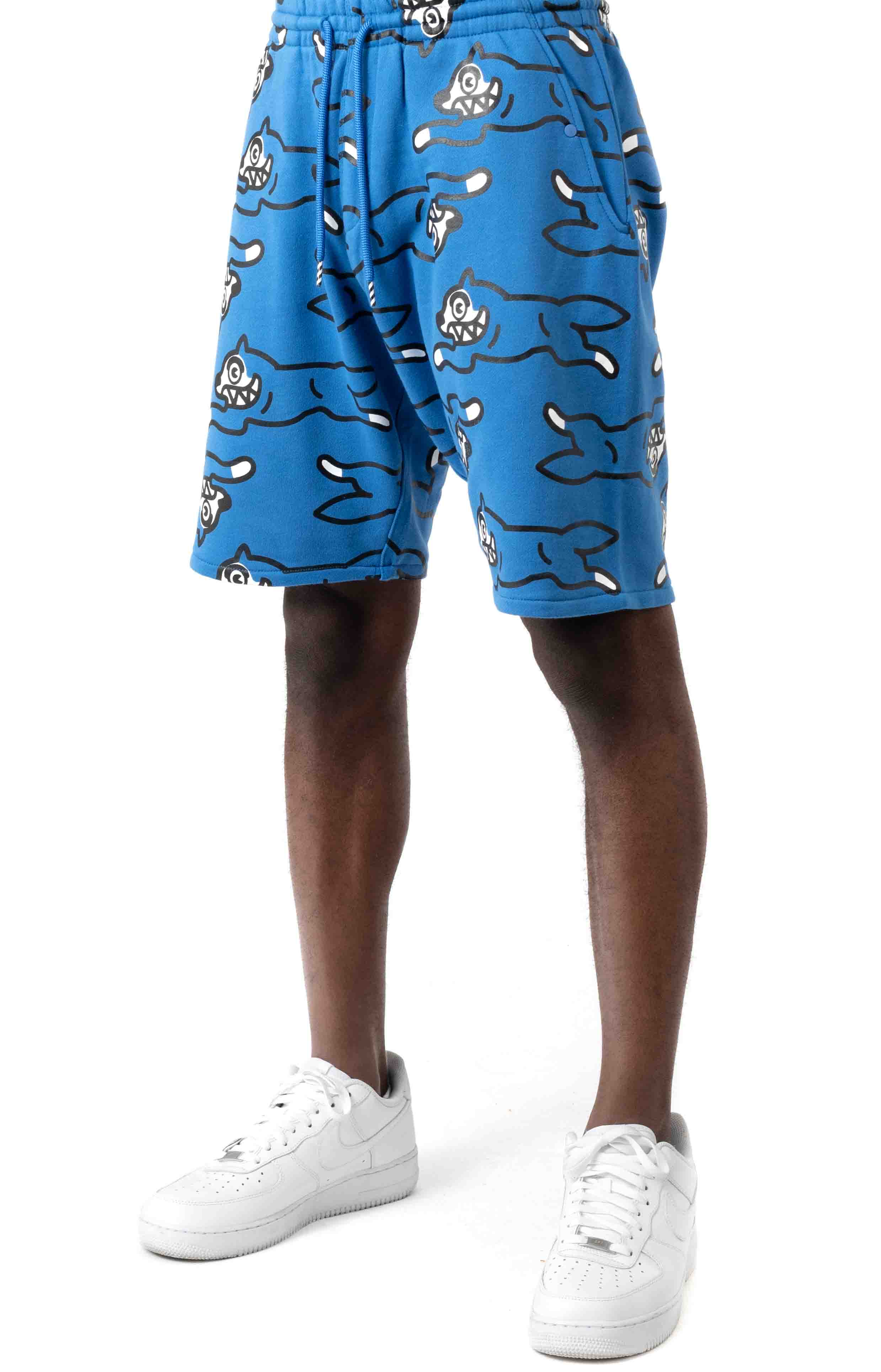 Bow Wow Short - Strong Blue