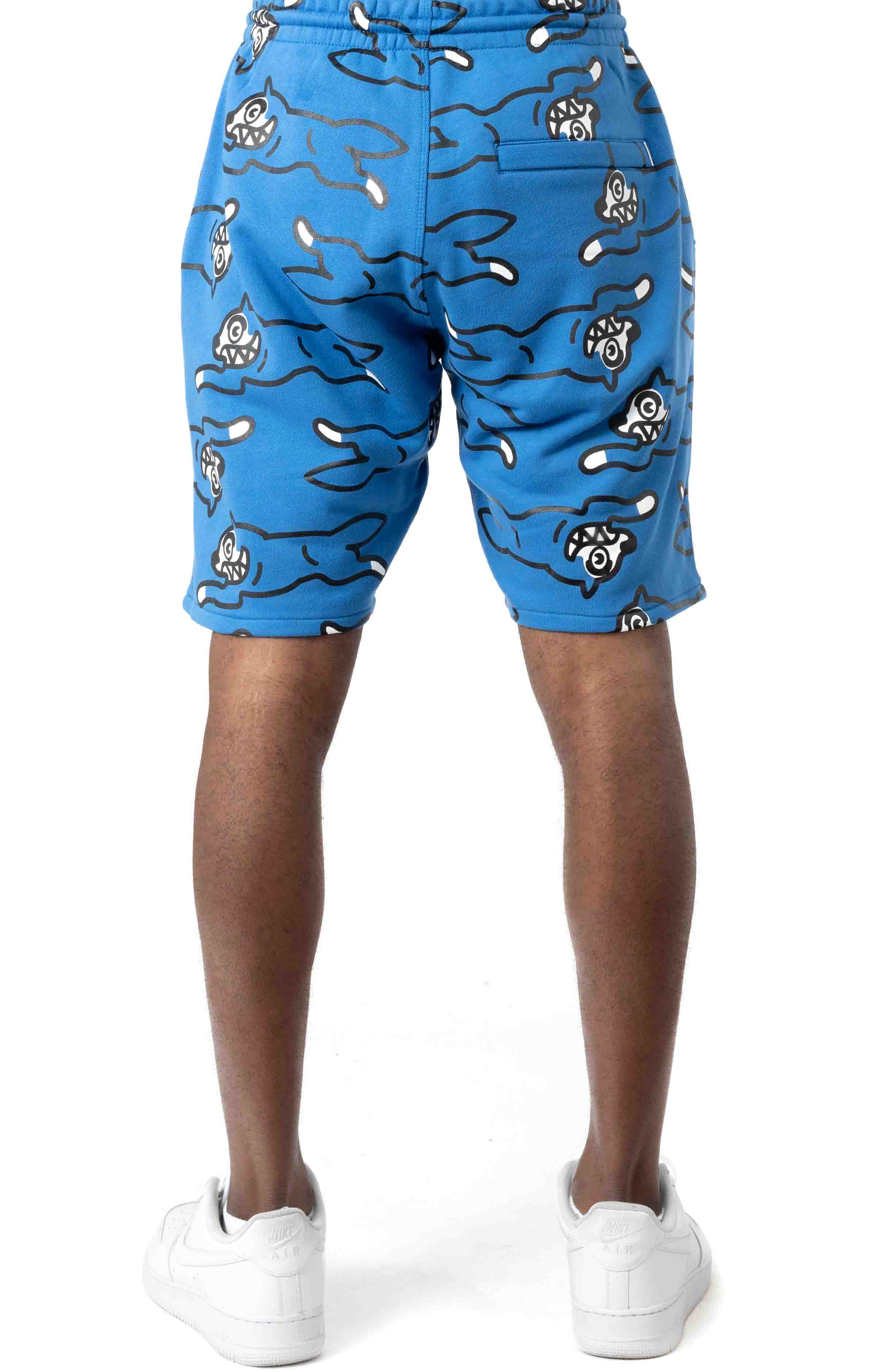 Bow Wow Short - Strong Blue  3
