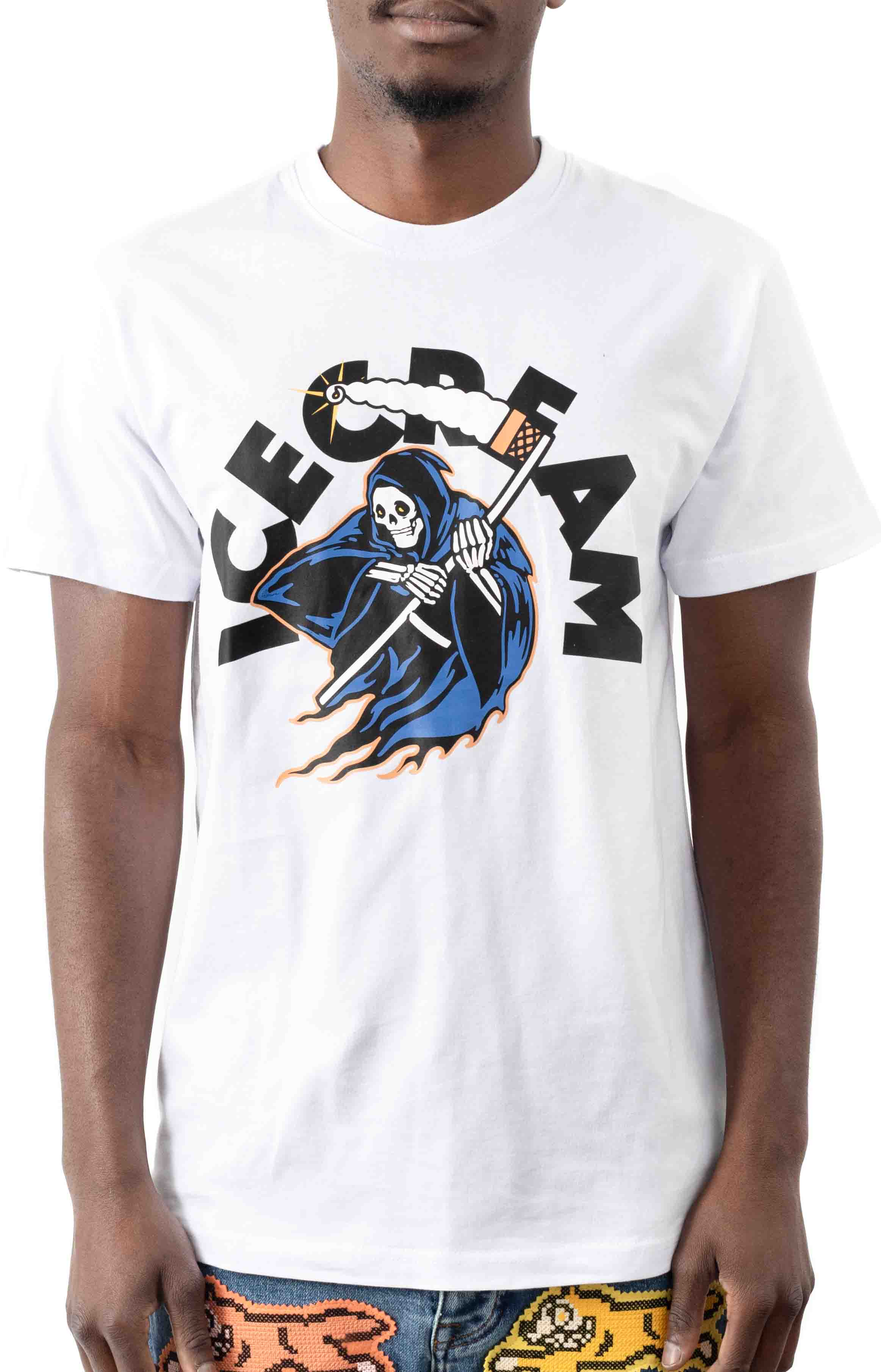 Don't Fear The Reaper T-Shirt - White