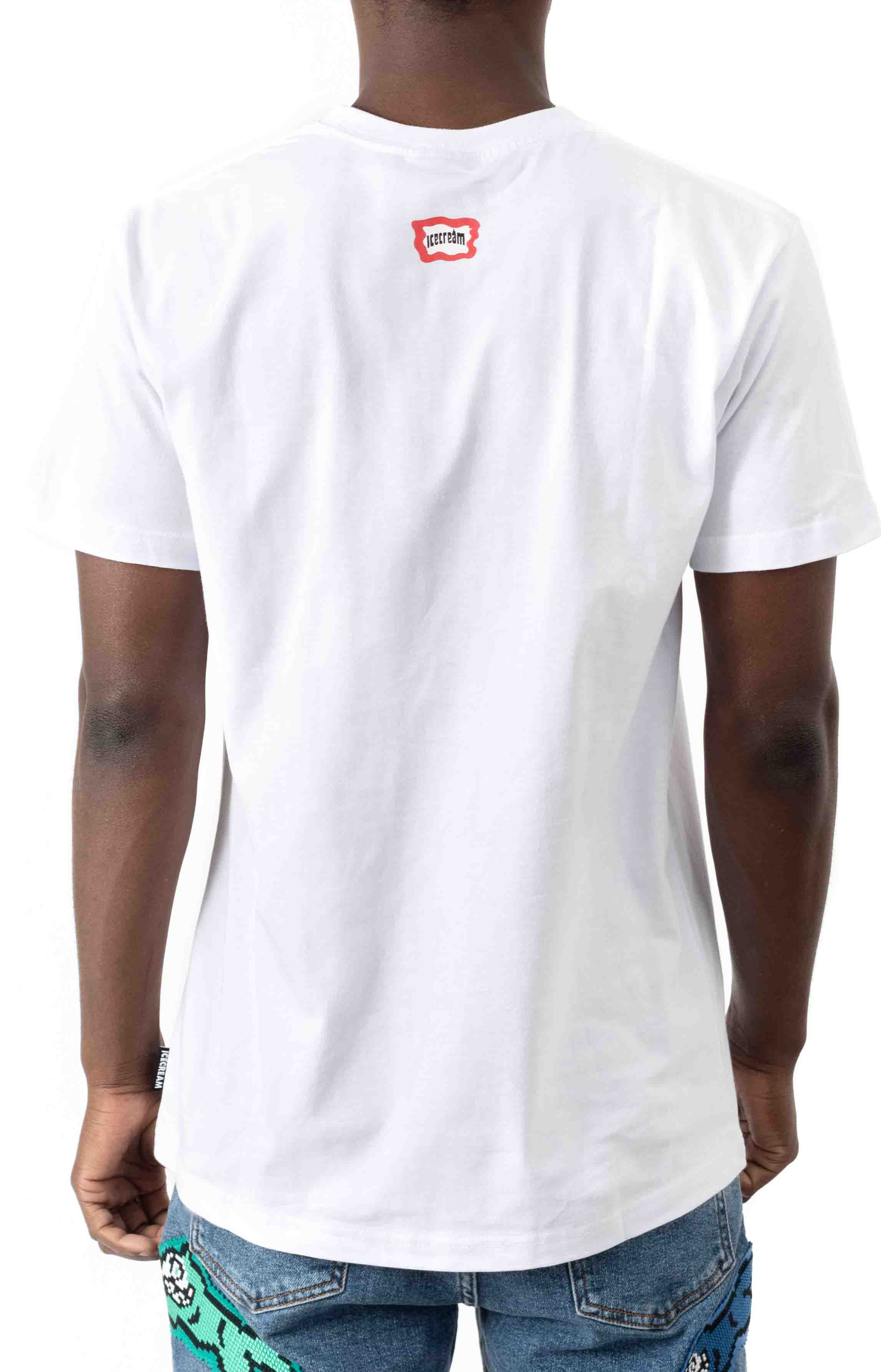 Don't Fear The Reaper T-Shirt - White  3
