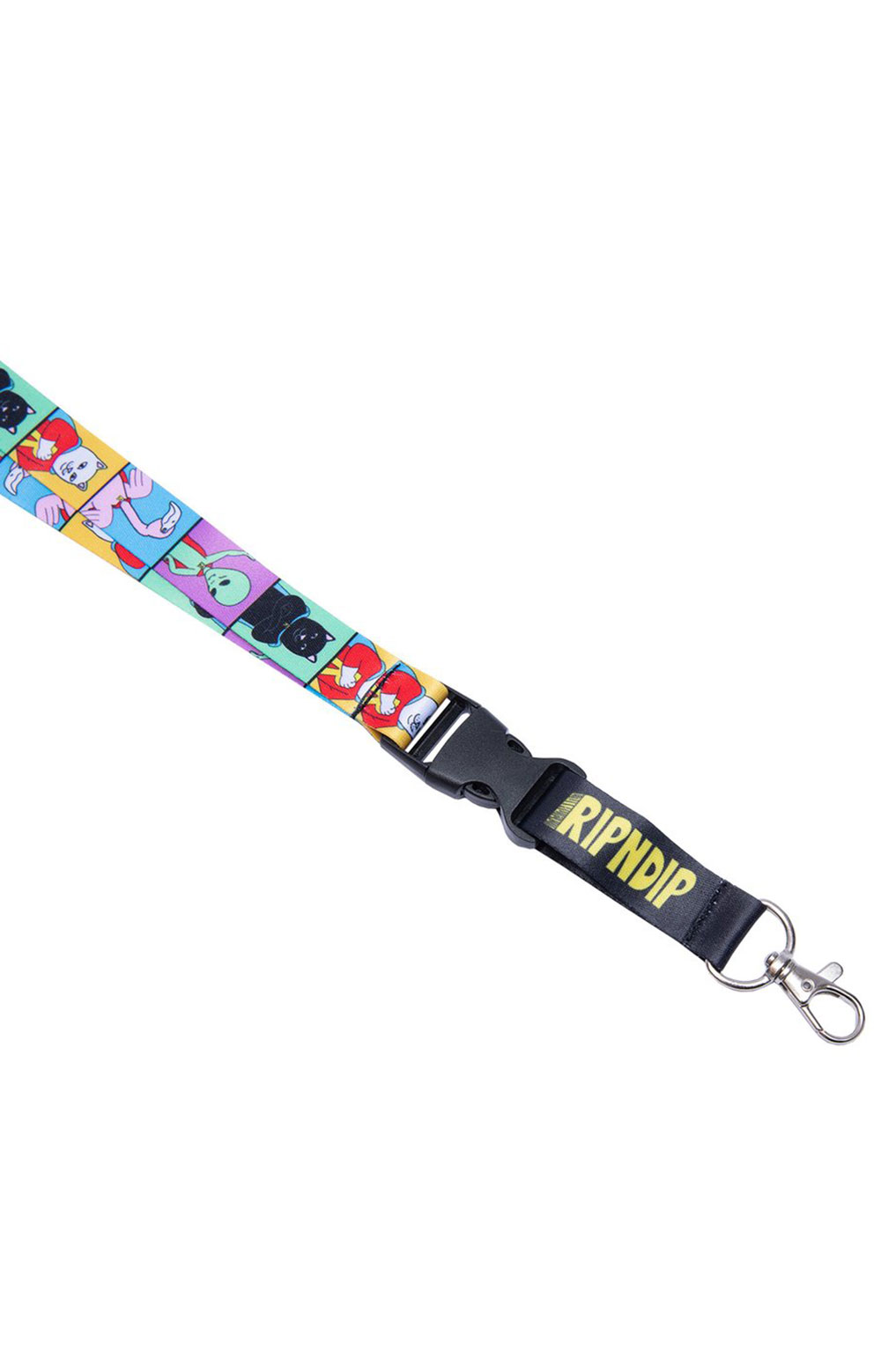 We Can Be Heroes Lanyard 2
