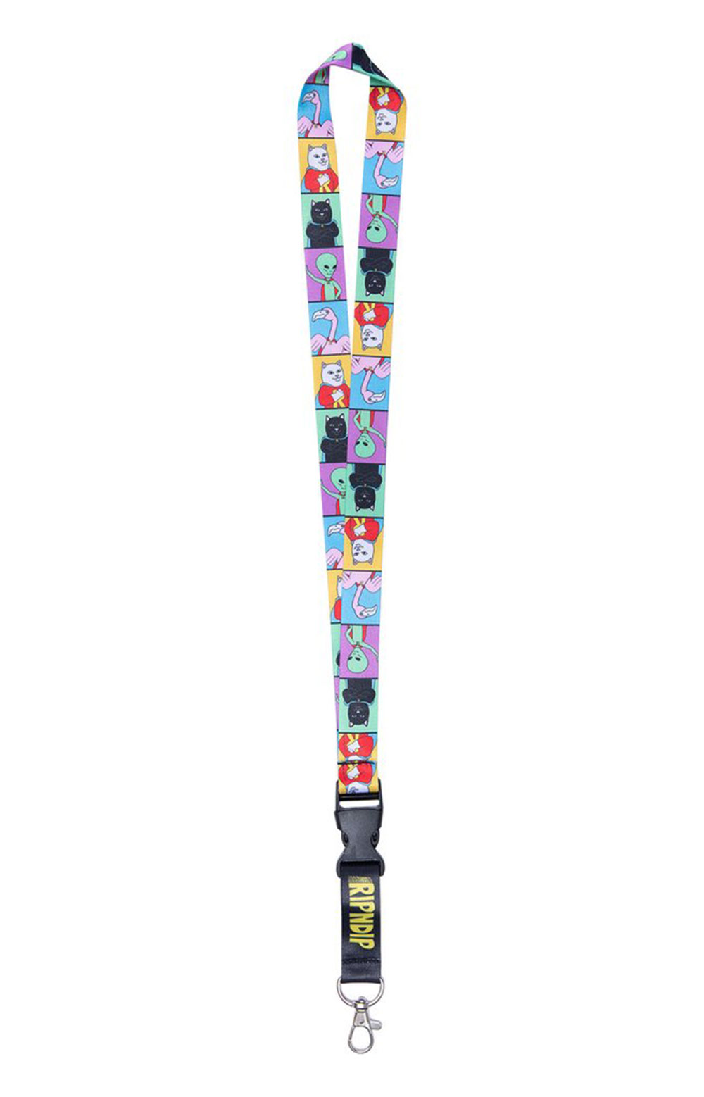 We Can Be Heroes Lanyard