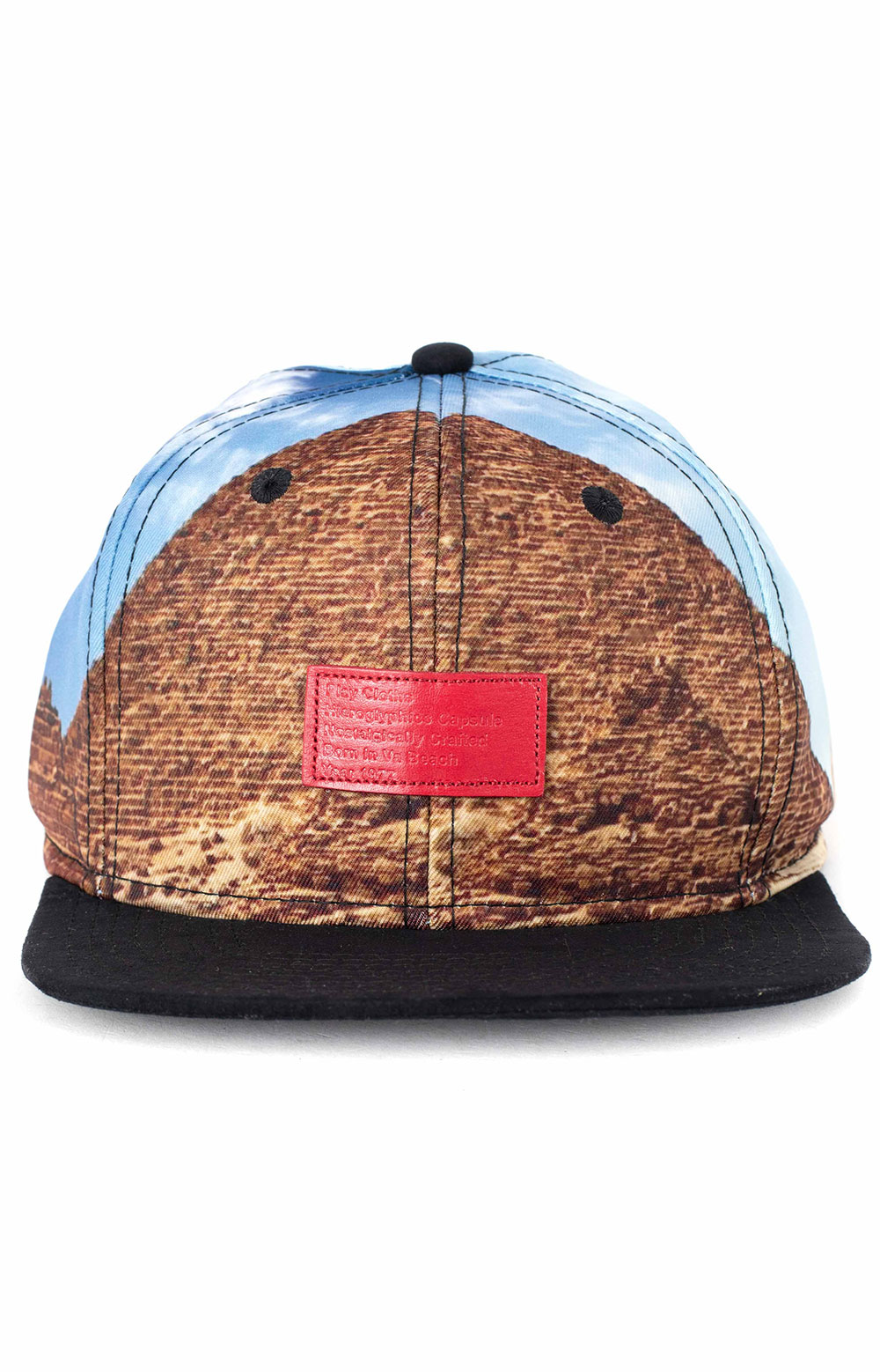 Kngs Tomb Strap-Back Hat  2